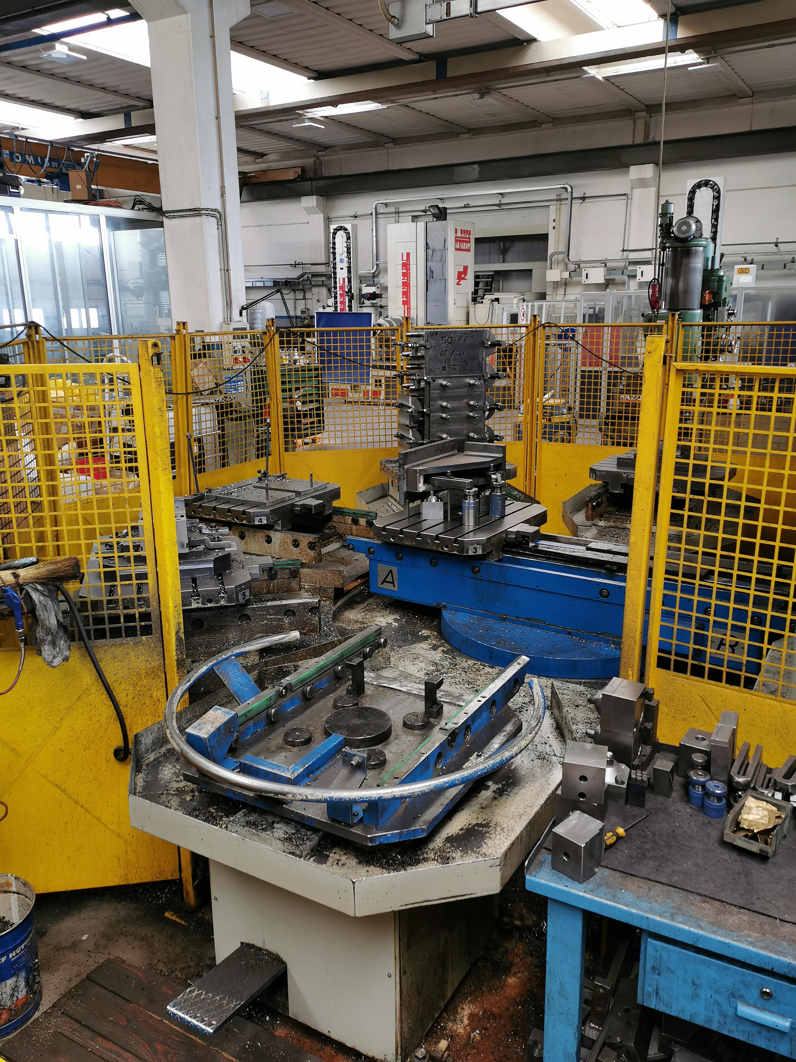 Centro di Lavoro Orizzontale MANDELLI M7S in vendita - foto 4