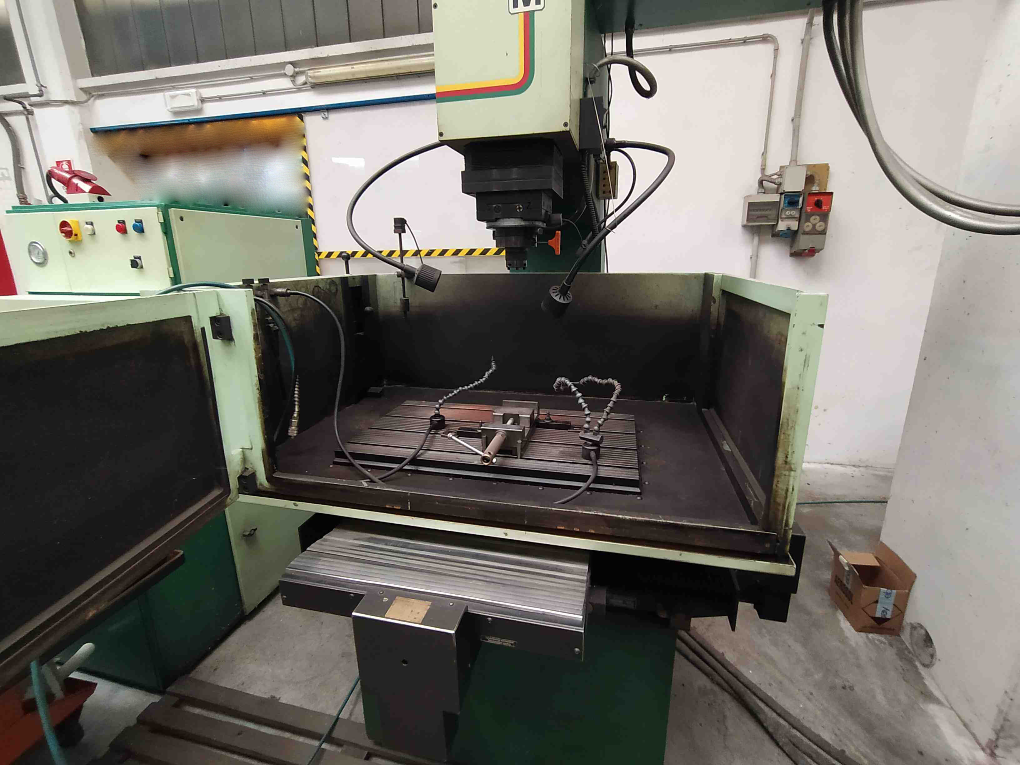 Elettroerosione a CNC CDM Rovella HYDRA in vendita - foto 5