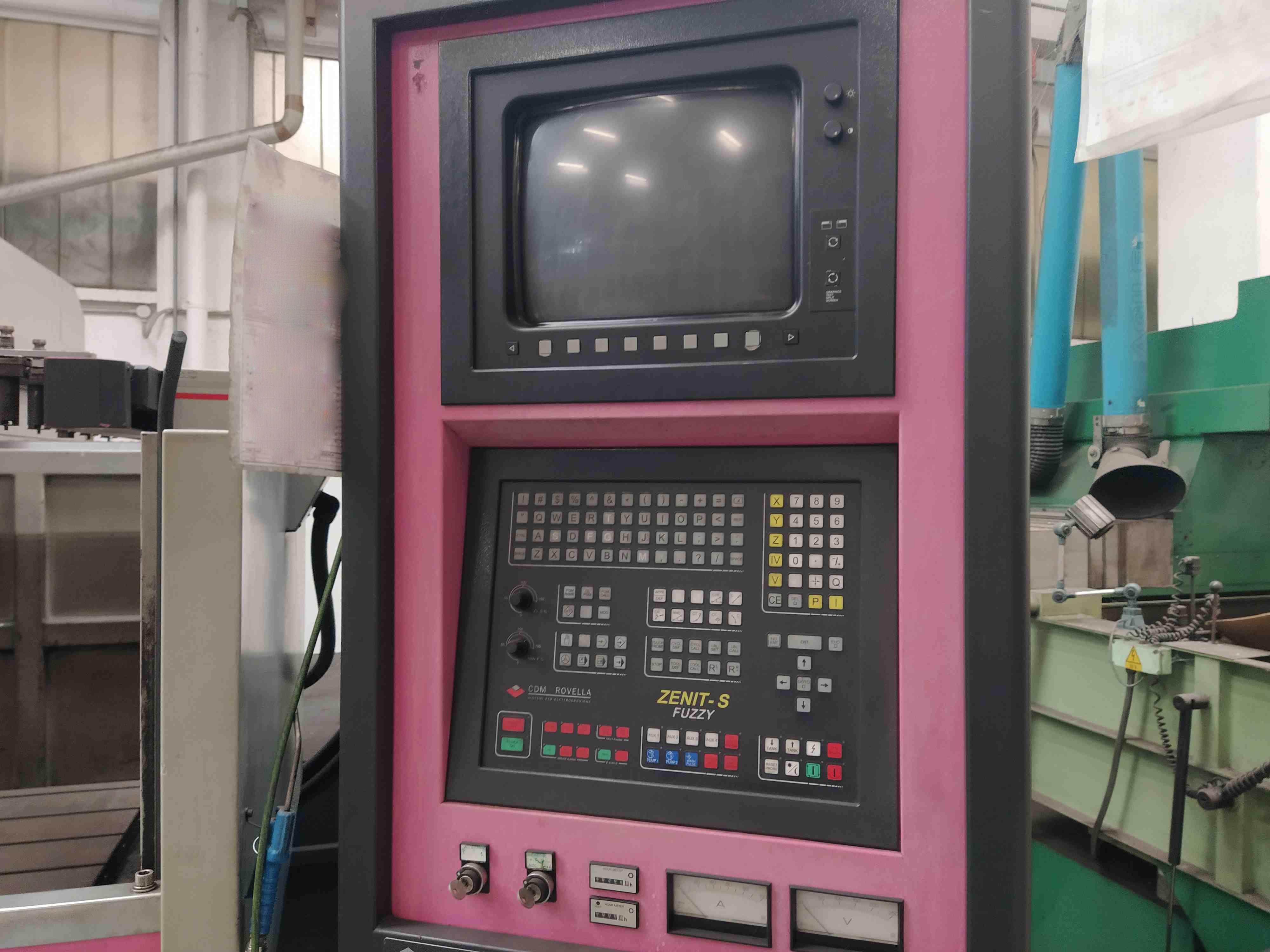 Elettroerosione a CNC CDM Rovella BF 1300 ZENIT in vendita - foto 3