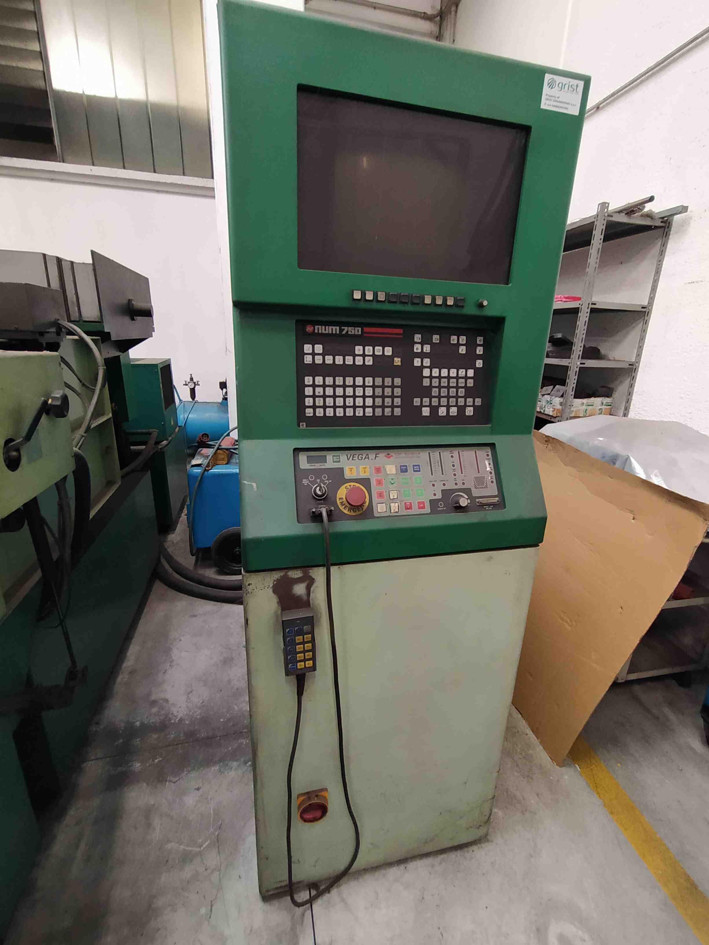 Elettroerosione a CNC, CDM Rovella VEGA F. in vendita - foto 3