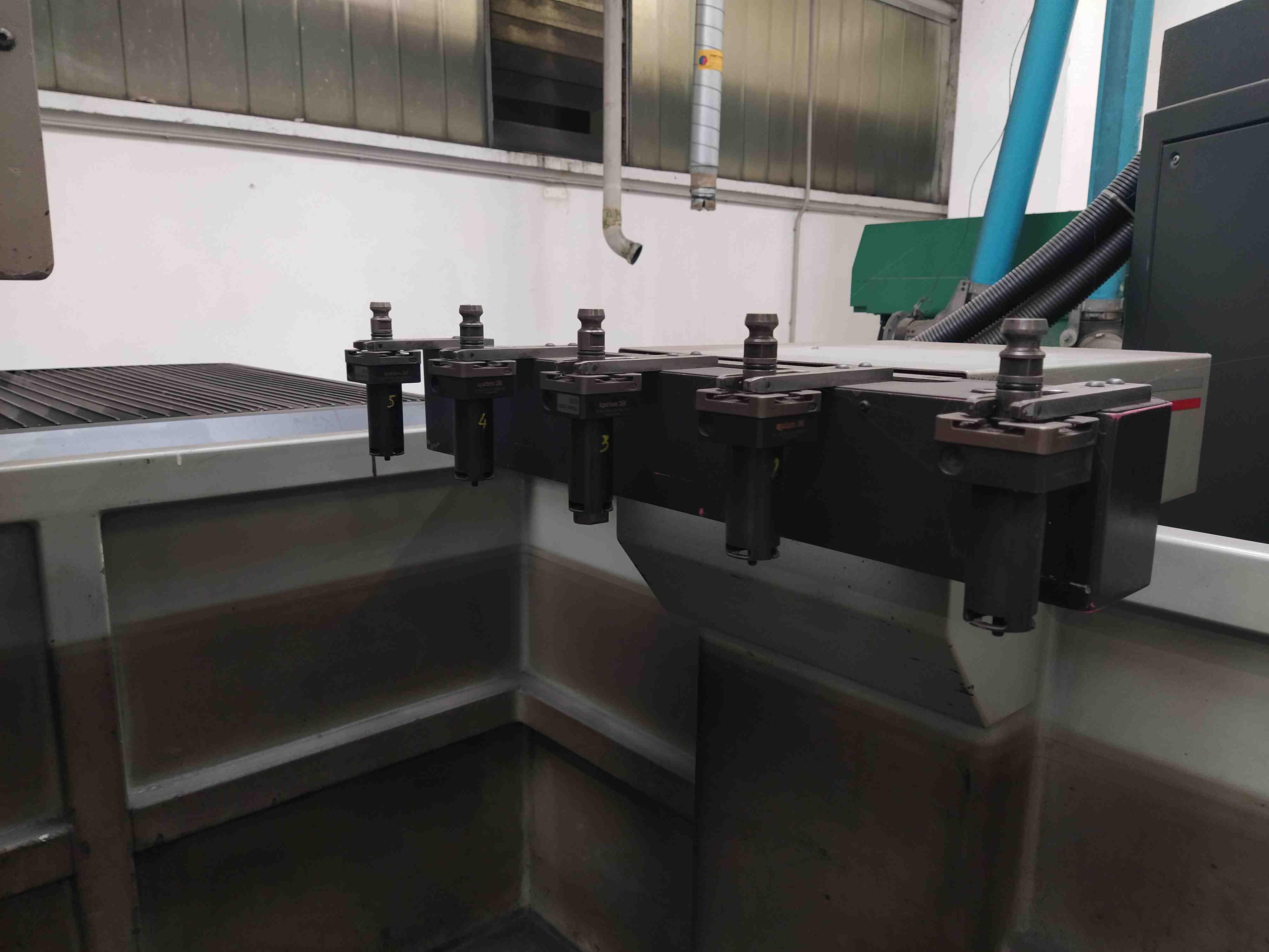 Elettroerosione a CNC CDM Rovella BF 1300 ZENIT in vendita - foto 5