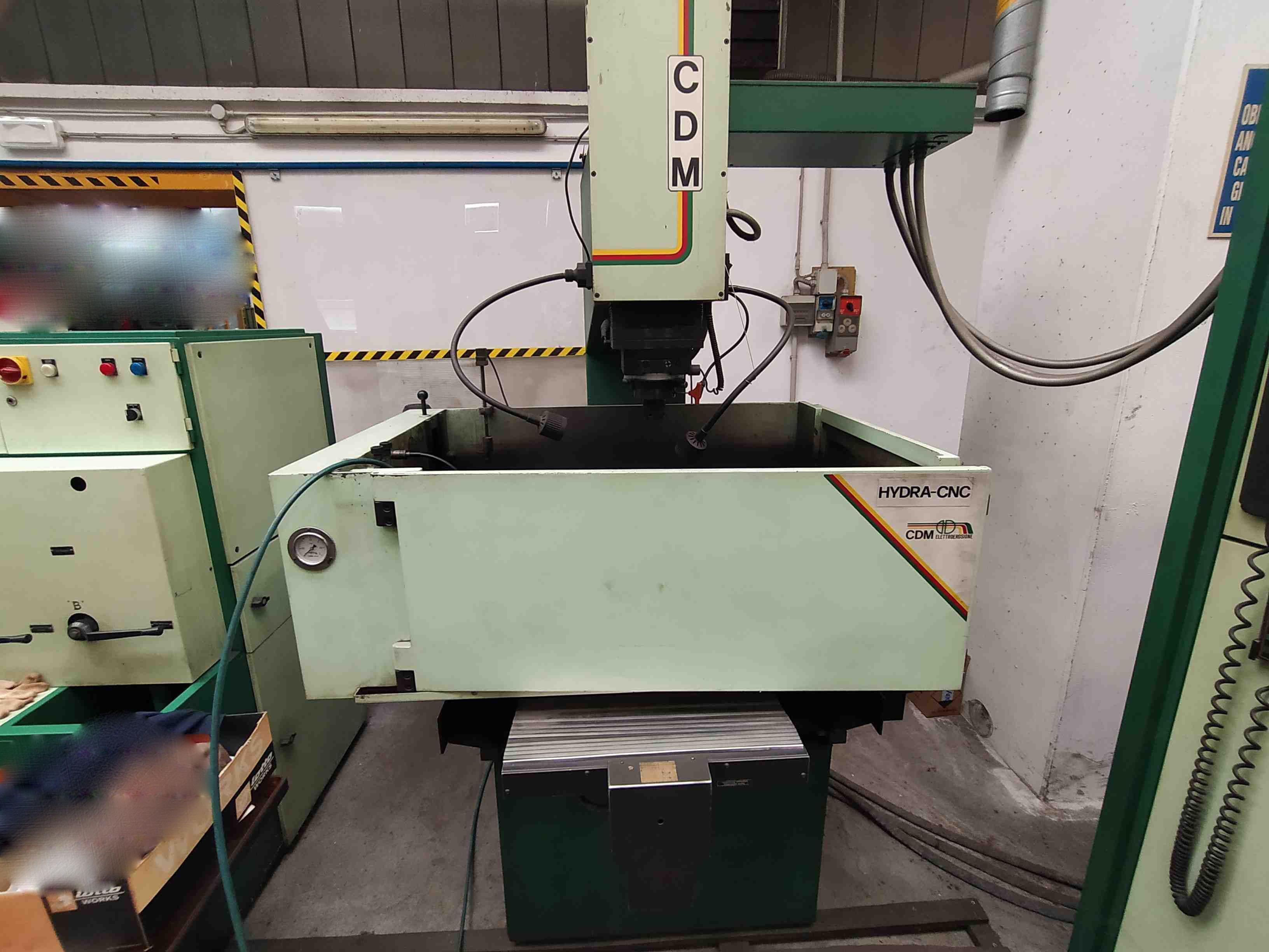 Elettroerosione a CNC CDM Rovella HYDRA in vendita - foto 3
