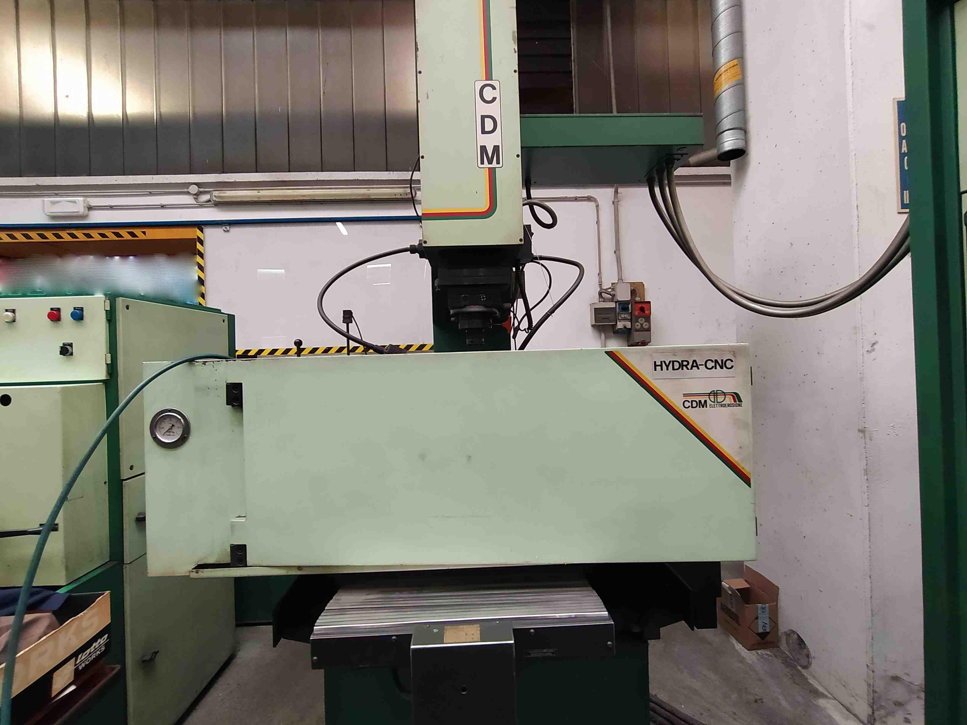 Elettroerosione a CNC CDM Rovella HYDRA in vendita - foto 4
