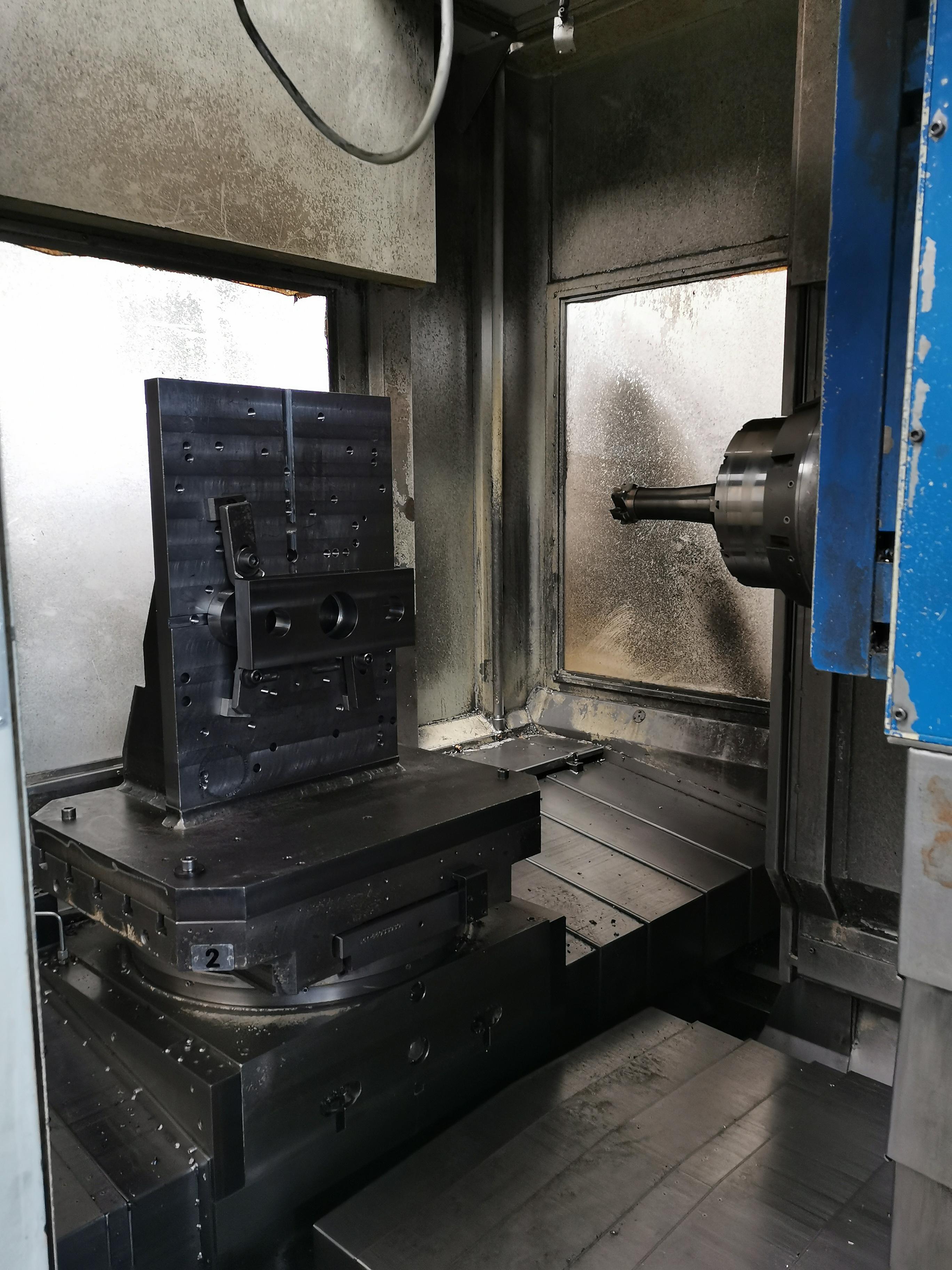 Centro di Lavoro Orizzontale MANDELLI M7S in vendita - foto 2
