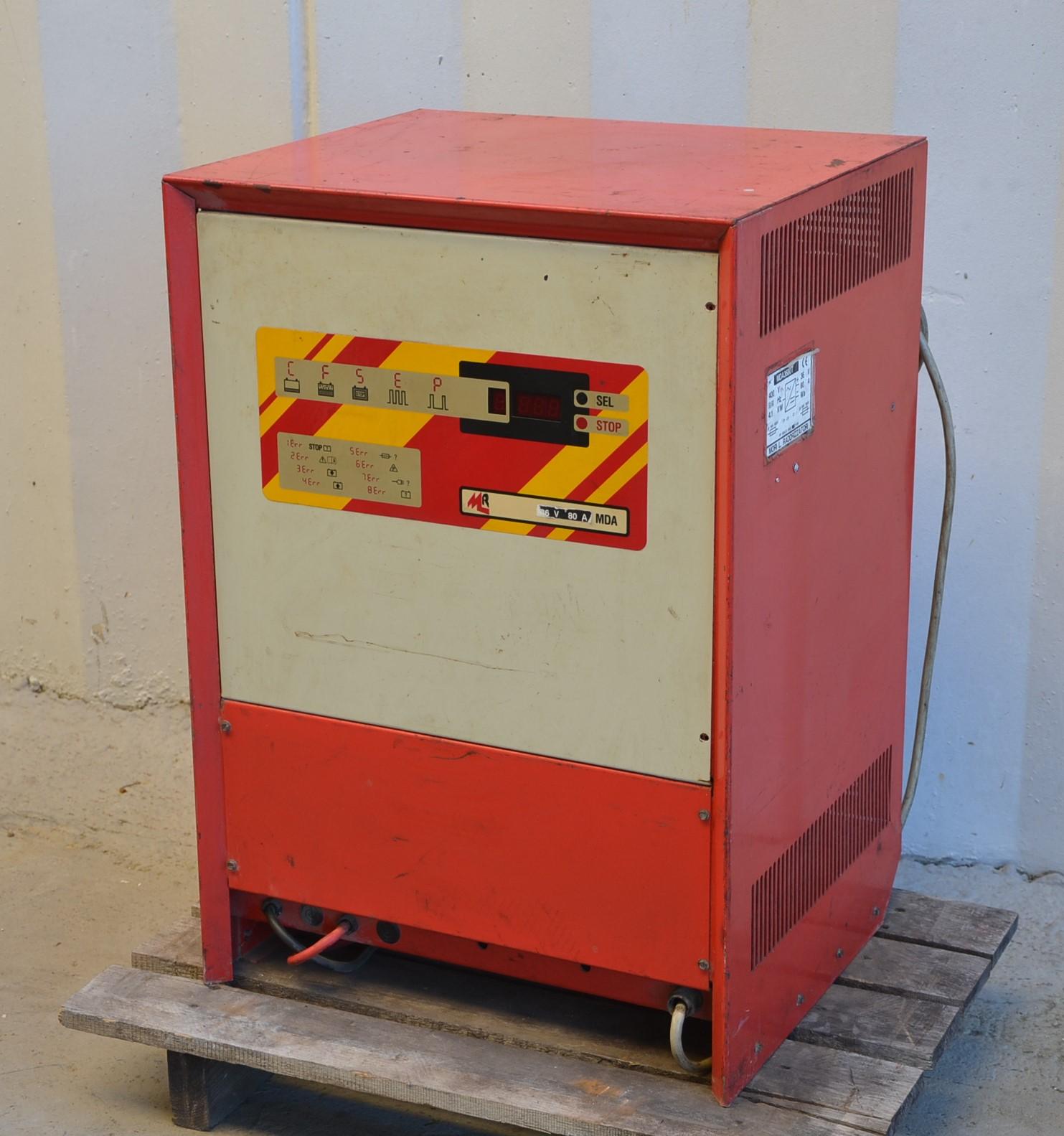 Caricabatterie 36V - Mori Raddrizzatori mod. MDA3680T in vendita - foto 1