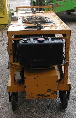 Pompa per calcestruzzo Bunker B2L8-10 in vendita - foto 3