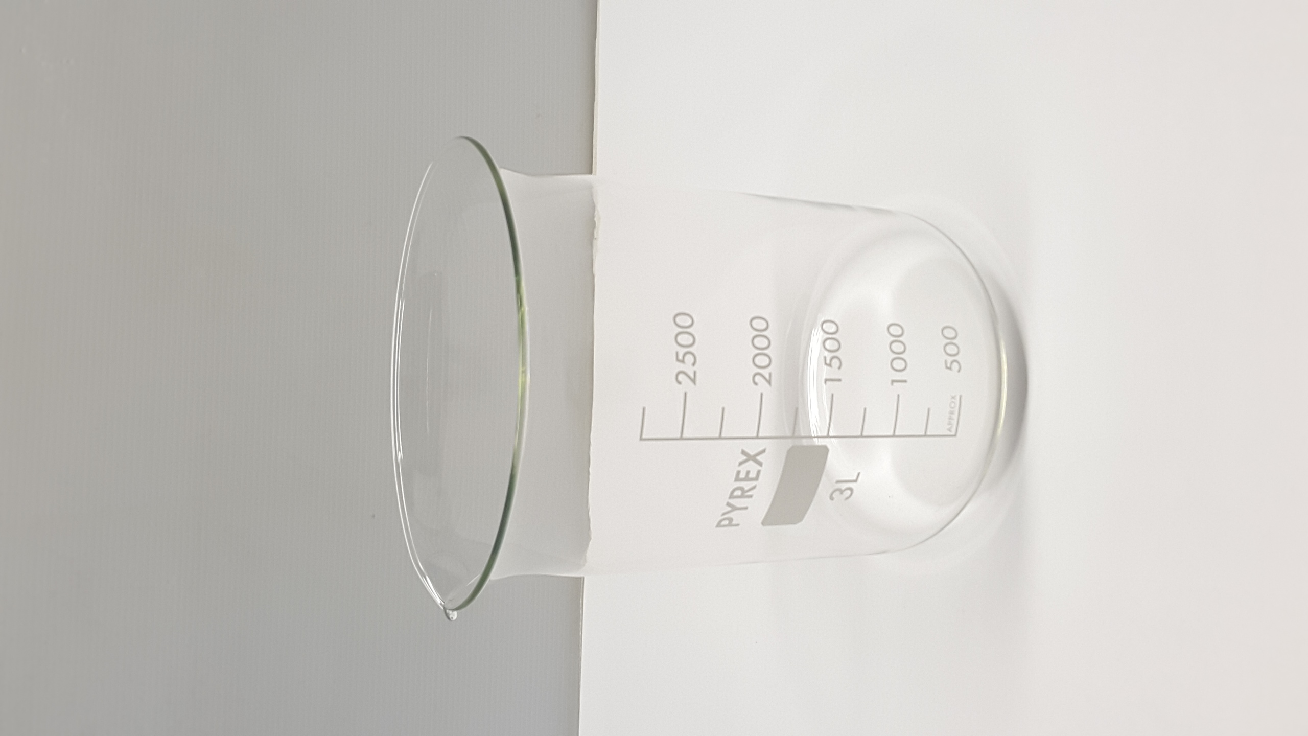 Stock contenitori da laboratorio in Pyrex e polietilene in vendita - foto 6