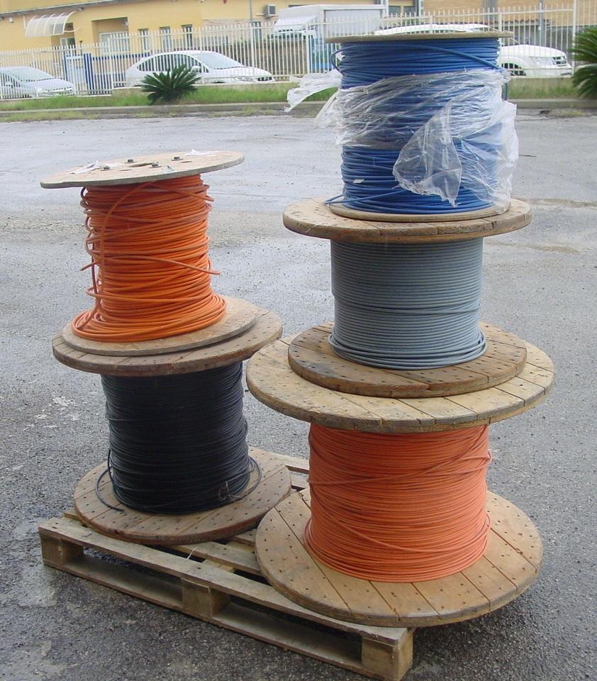 Stock fibra ottica in vendita - foto 2