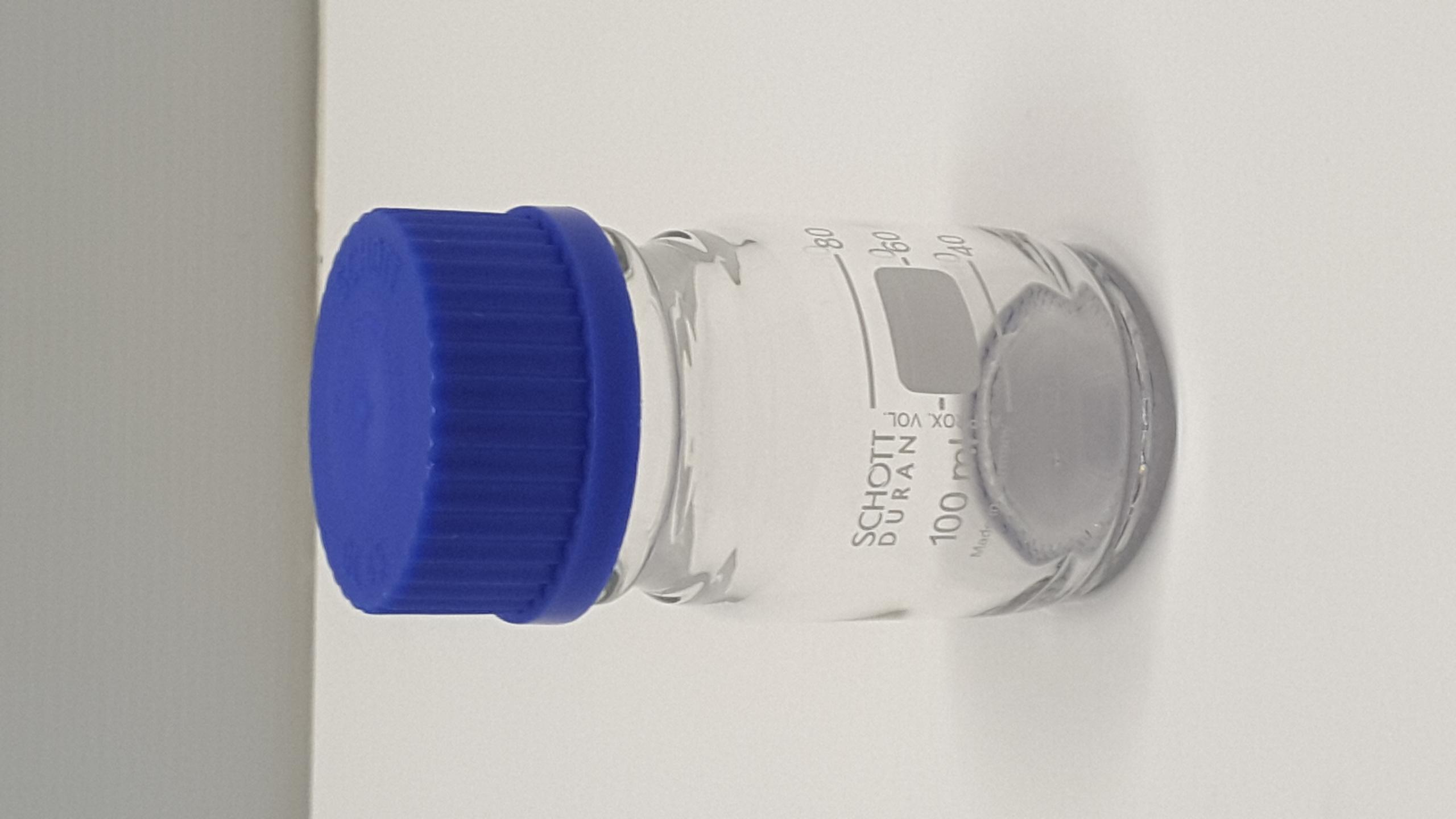 Stock contenitori da laboratorio in Pyrex e polietilene in vendita - foto 2