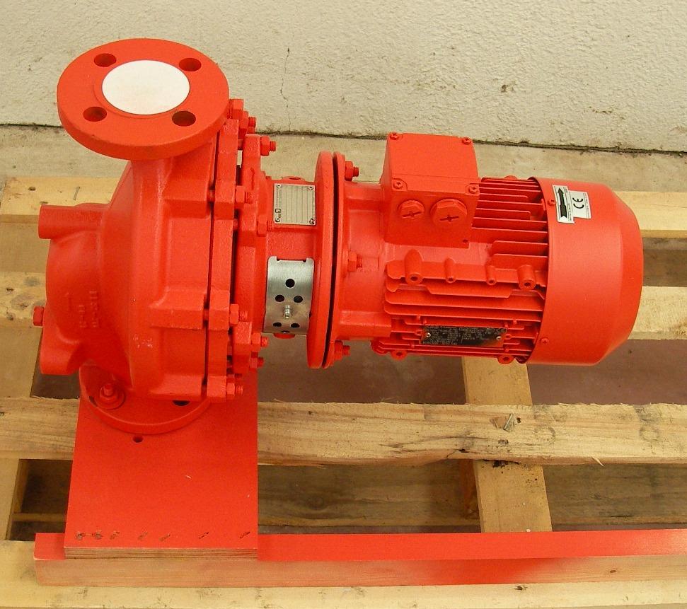 POMPA ACQUA KSB TRIALINE N32-200/114 in vendita - foto 2