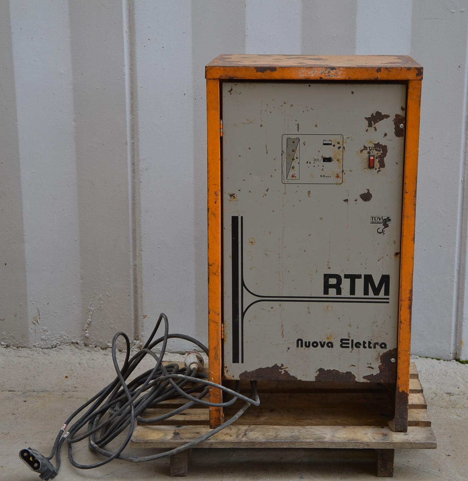 Caricabatterie 72V - Nuova Elettra mod. RTM TRIF. in vendita - foto 1
