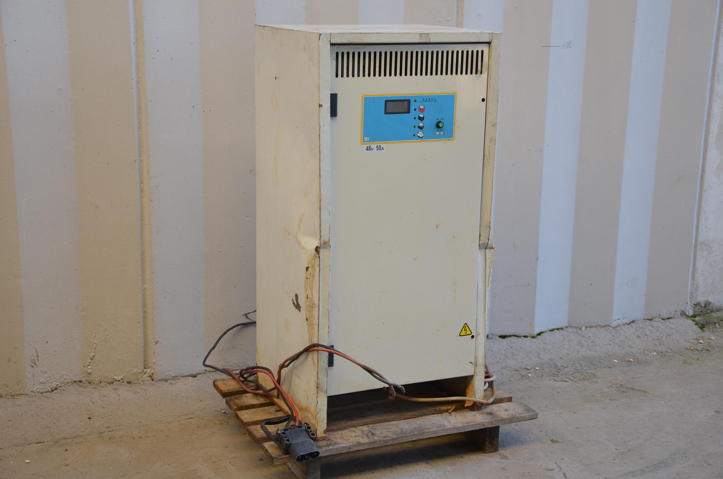 Caricabatterie muletto 48V - P.B.M. SPA in vendita - foto 3