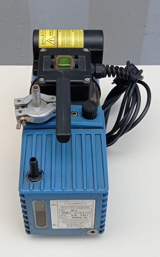 Pompa per vuoto - Vacuubrand mod. RE 2 in vendita - foto 4