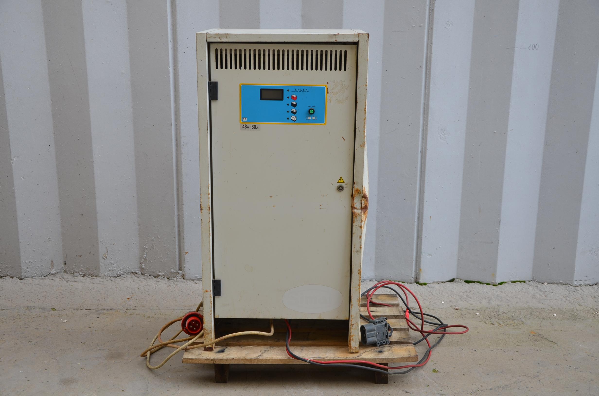 Caricabatterie muletto 48V - P.B.M. SPA in vendita - foto 1
