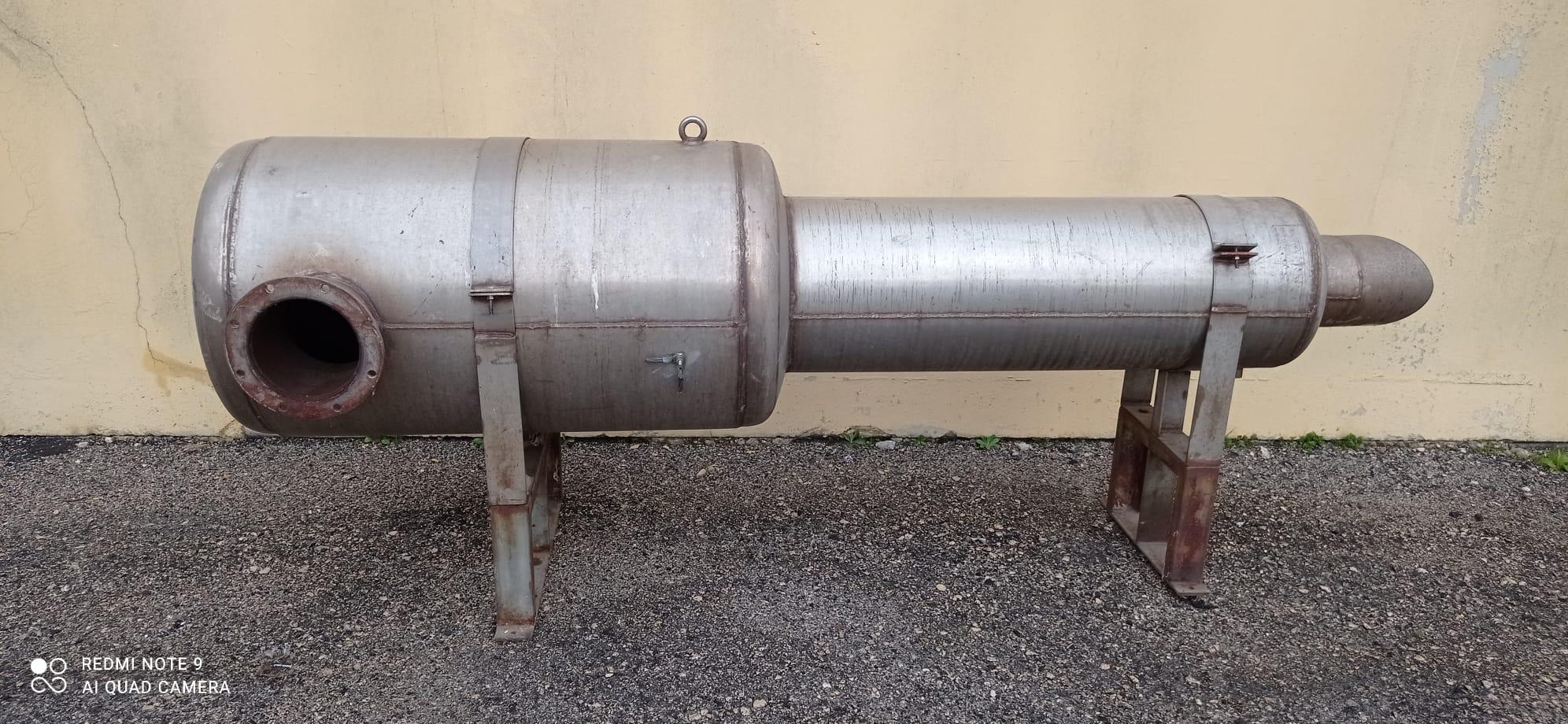 Marmitta gruppo elettrogeno 600 Kw in vendita - foto 2