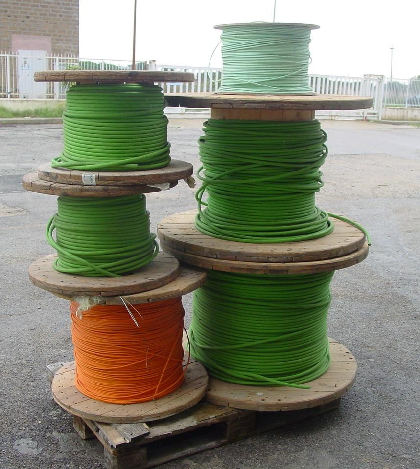 Stock fibra ottica in vendita - foto 1