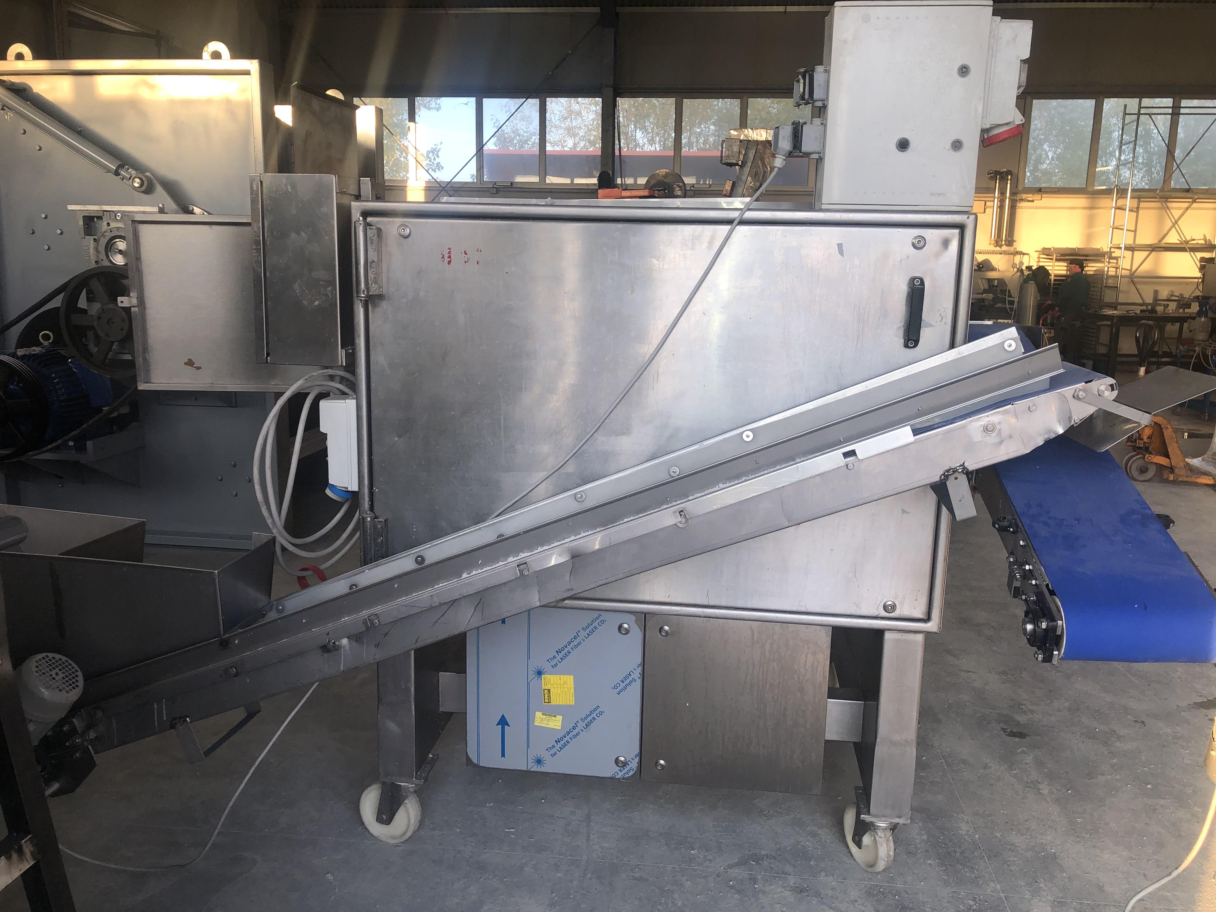 Dosatore formaggio tagliato per pizzerie industriali in vendita - foto 3