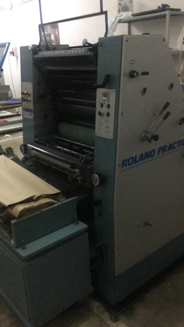 Roland practica con gruppo numerazione in vendita - foto 2