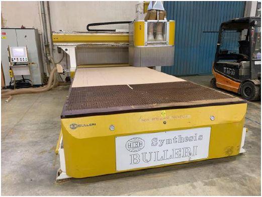 BULLERI MOD. FPM 4222 5XM in vendita - foto 1