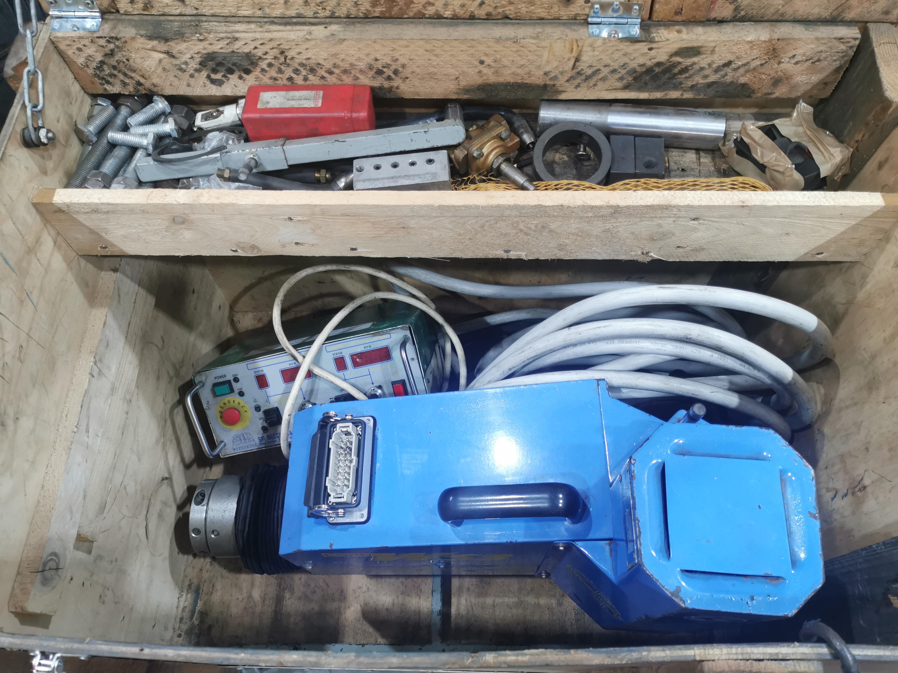 Barenatrice portatile sir meccanica ws3 in vendita - foto 4