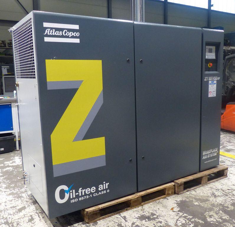 Compressore Atlas Copco ZT55VSDFF in vendita - foto 1