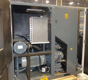 Compressore Atlas Copco ZT55VSDFF in vendita - foto 2