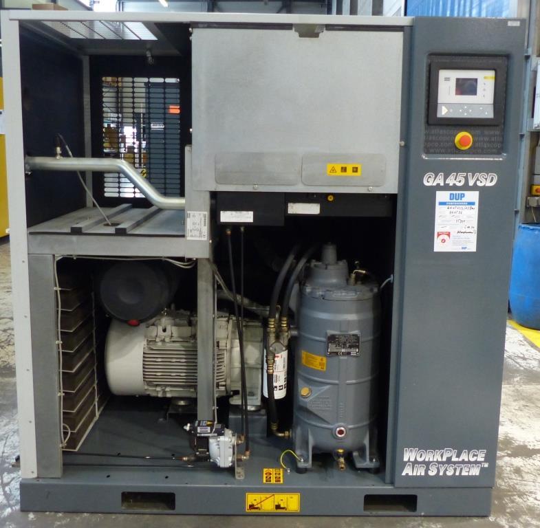 Compressore Atlas Copco GA45VSD in vendita - foto 4