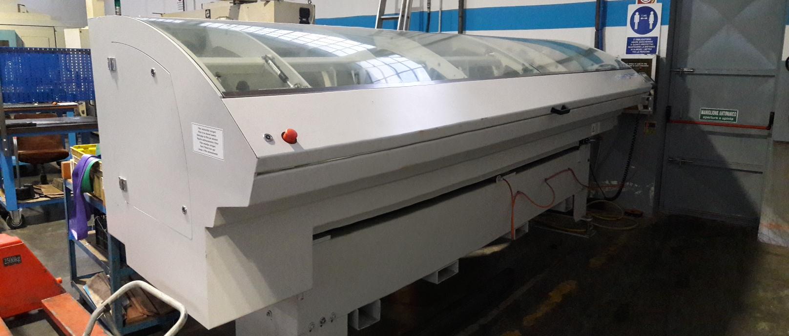 Caricatore barre Profimat Irco 50.6 196/6 3m in vendita - foto 3