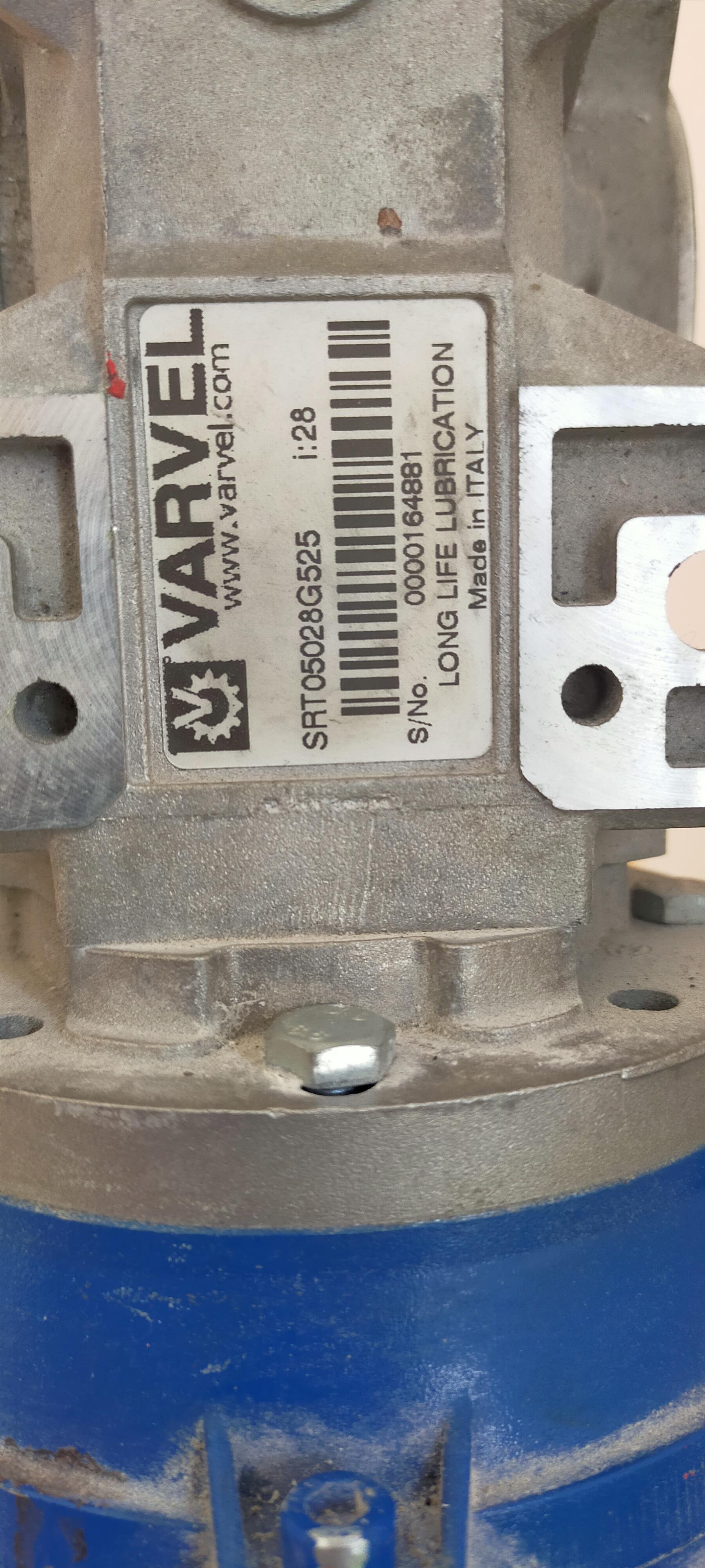 Motore elettrico con motoriduttore in vendita - foto 4