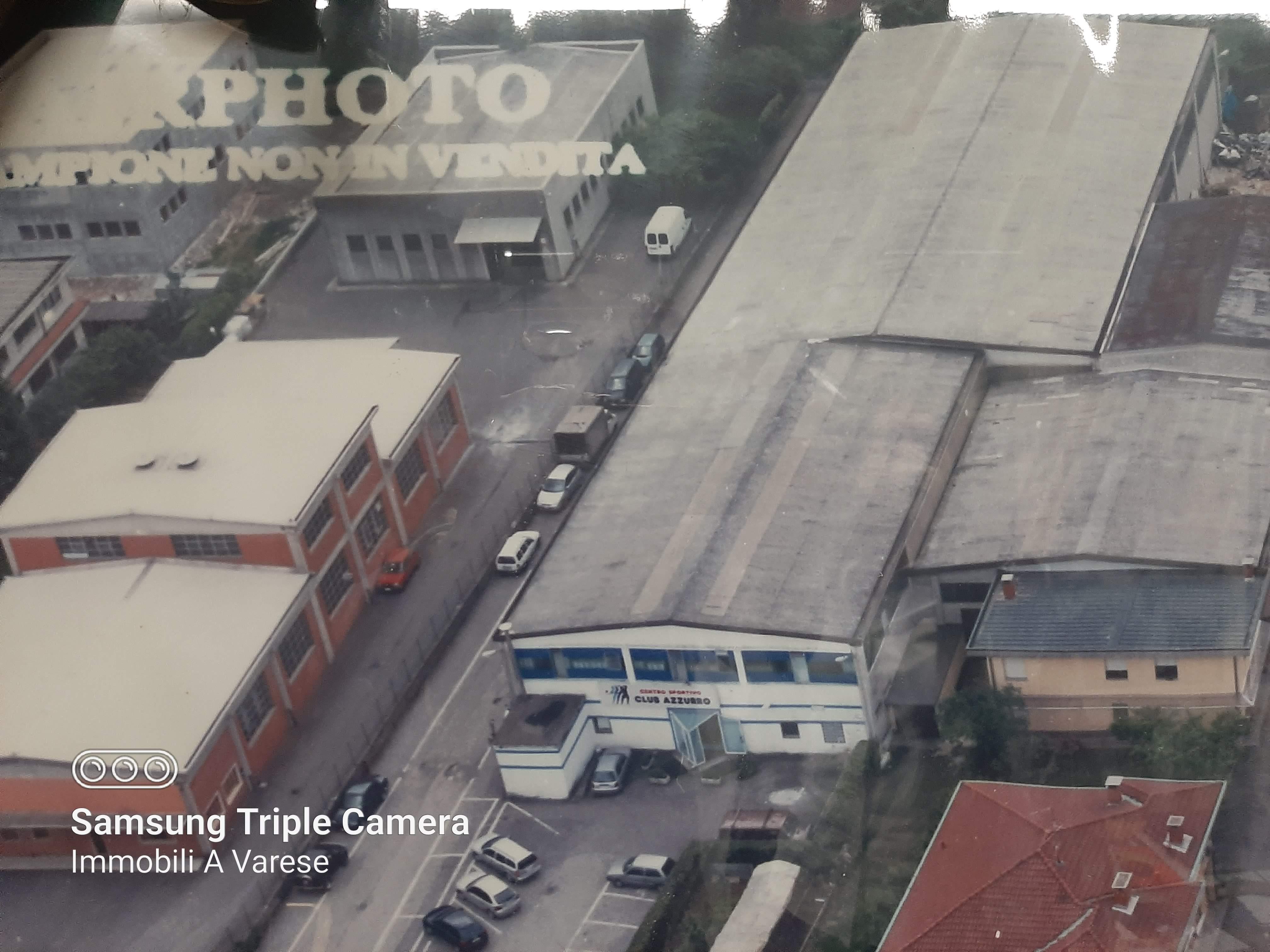 Varese, zona Gazzada affittasi capannone 750 mq in vendita - foto 1