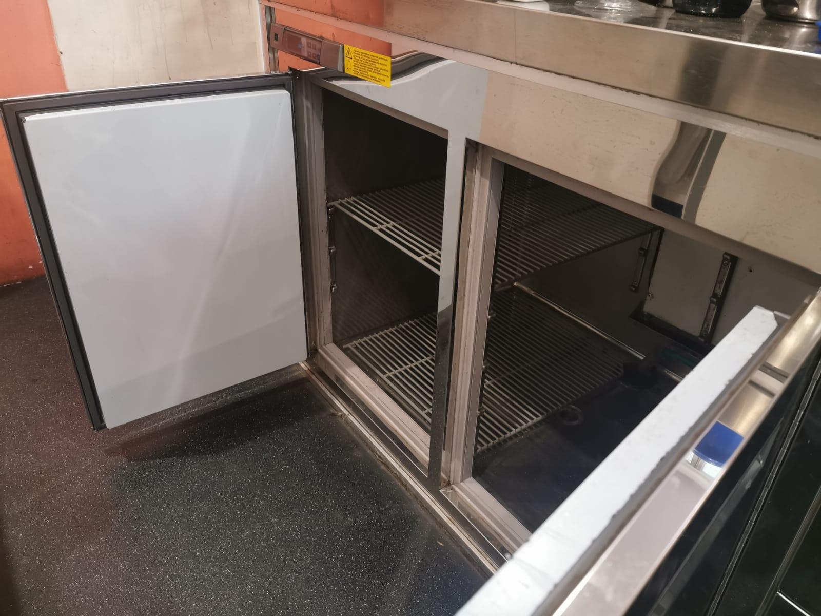 banco frigo 4 scomparti in vendita - foto 3