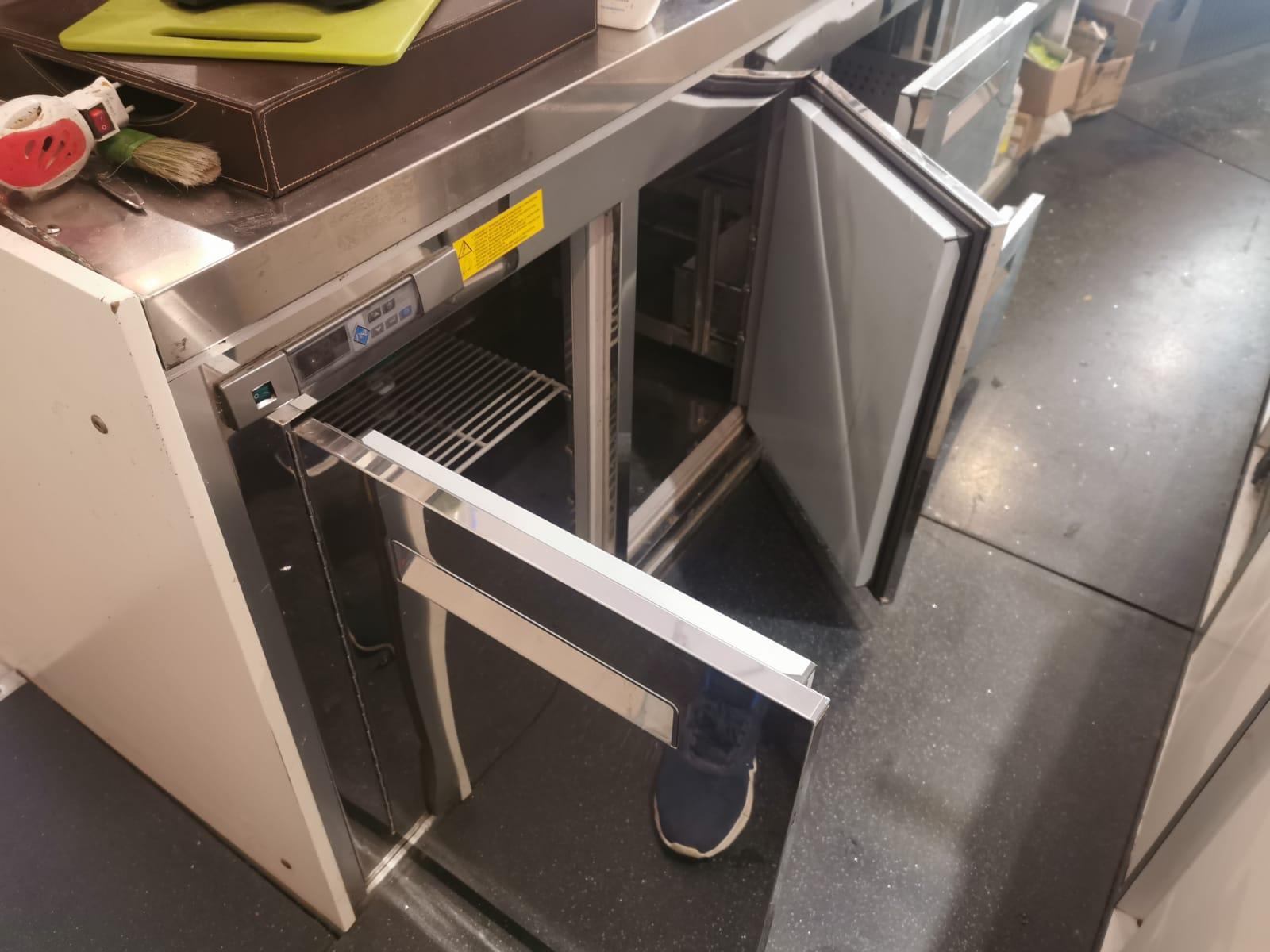 banco frigo 4 scomparti in vendita - foto 2