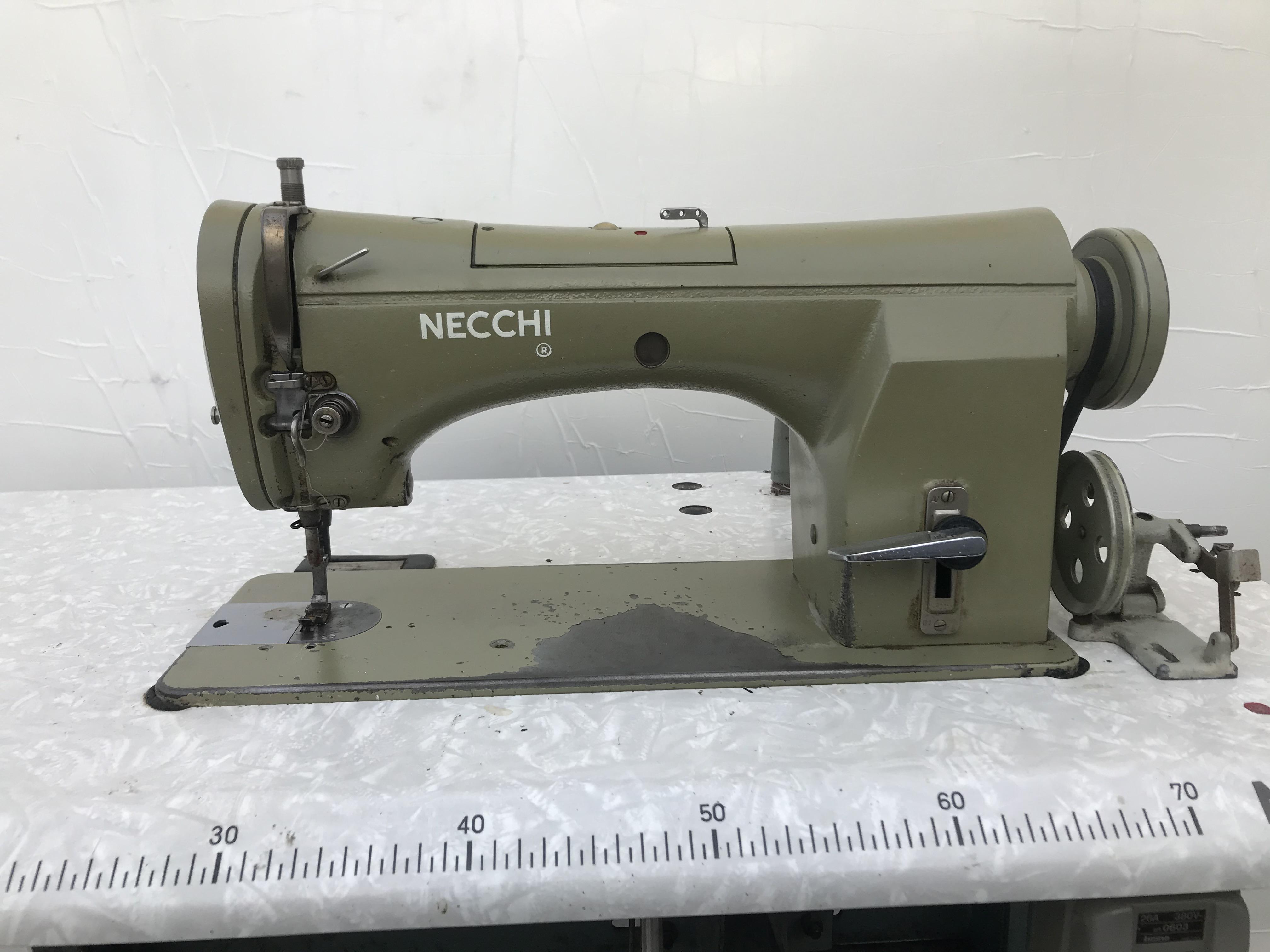 Macchina cucire Necchi 831 per tessuti in vendita - foto 1