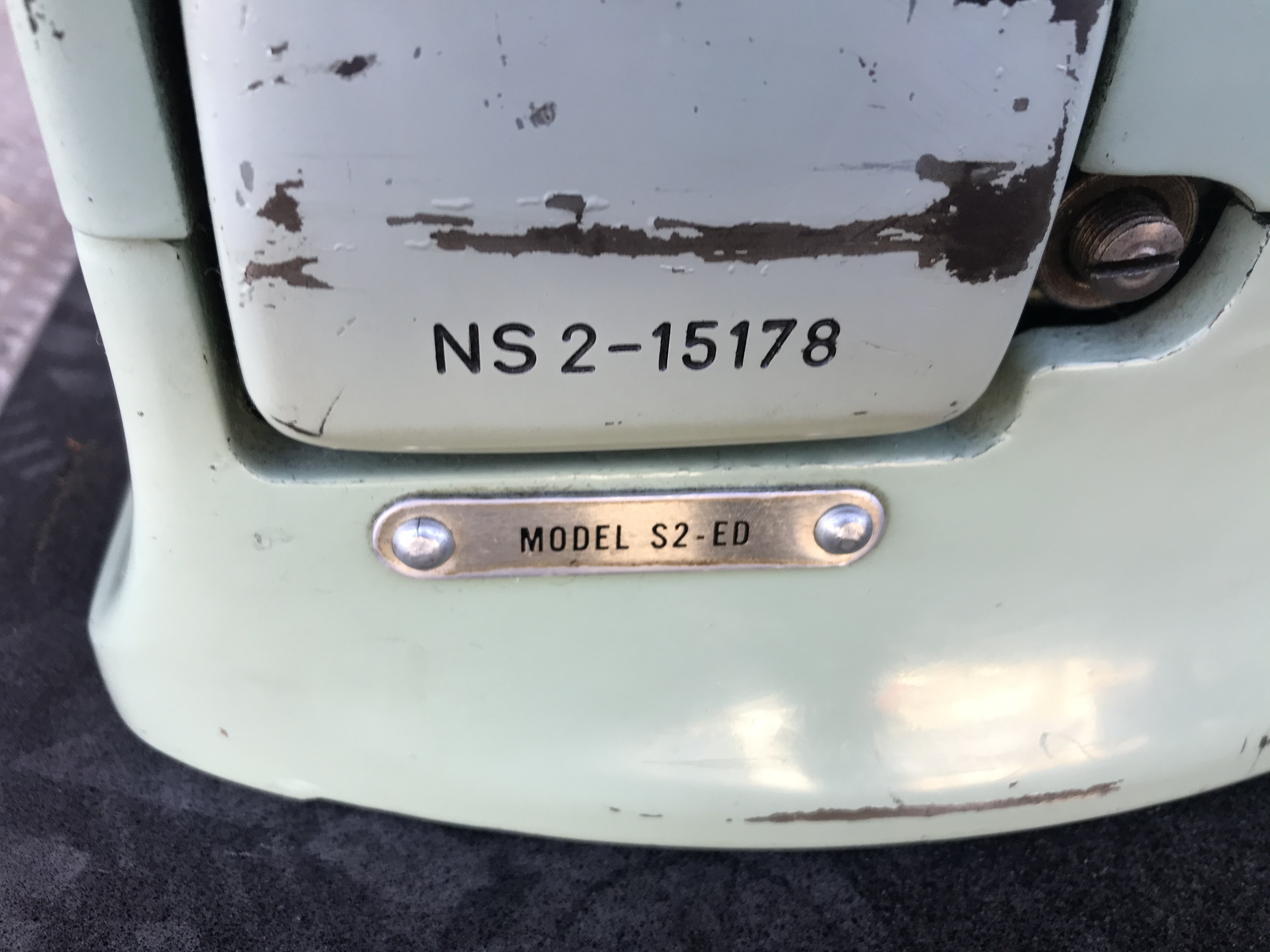 Reece S2 Asolatrice in vendita - foto 7
