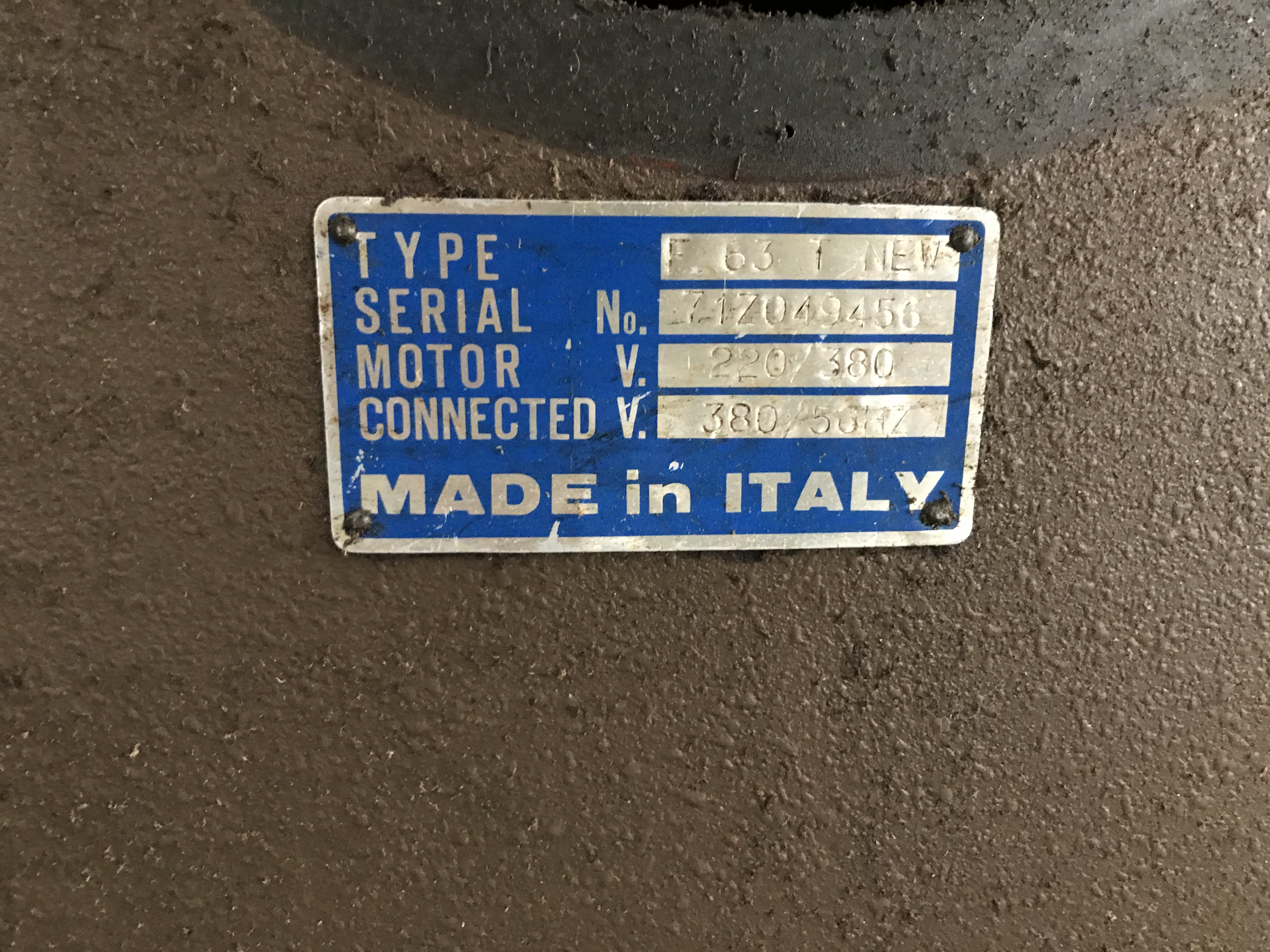 FIPI Trancia a carrello - F63 in vendita - foto 9