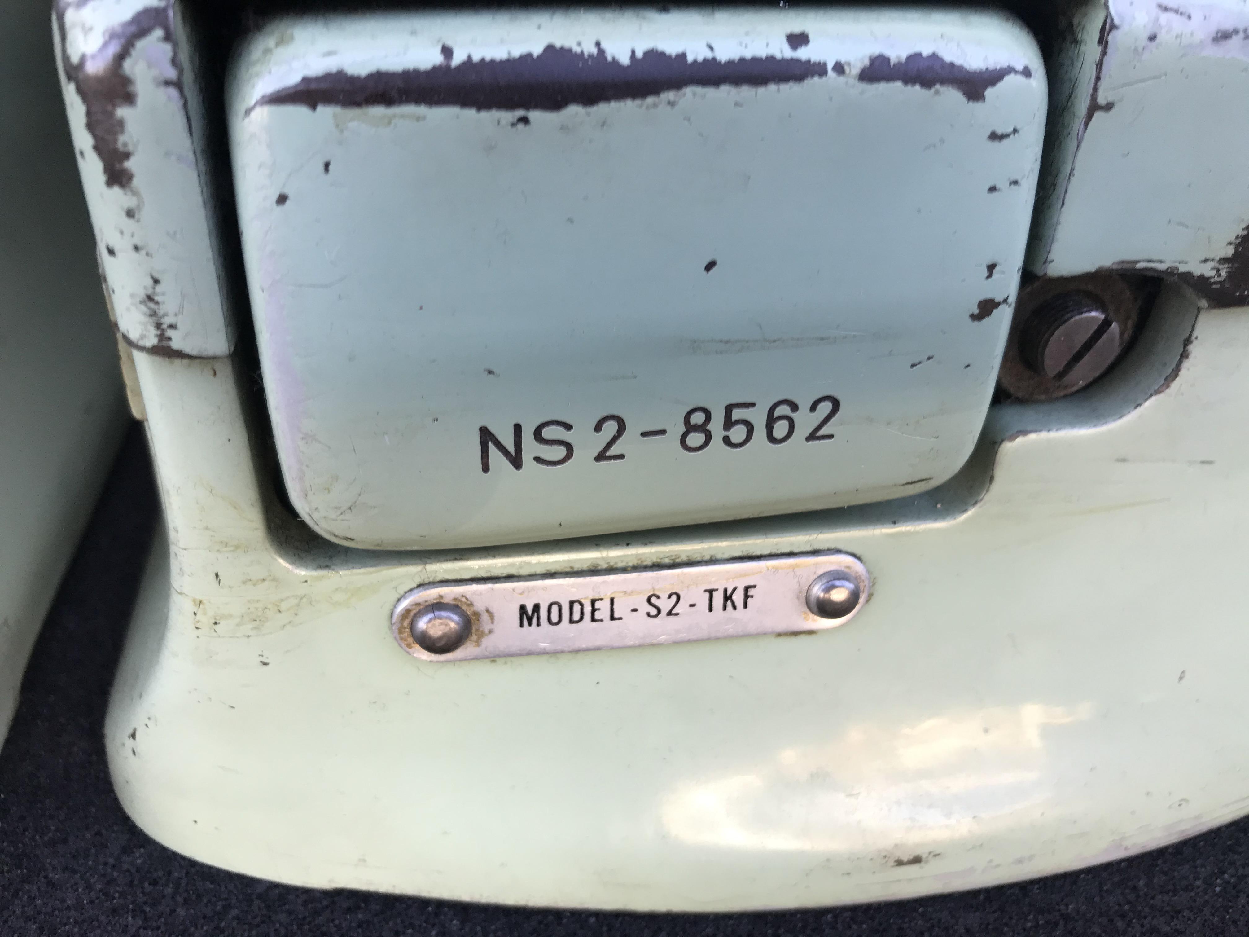 Reece S2 Asolatrice in vendita - foto 8