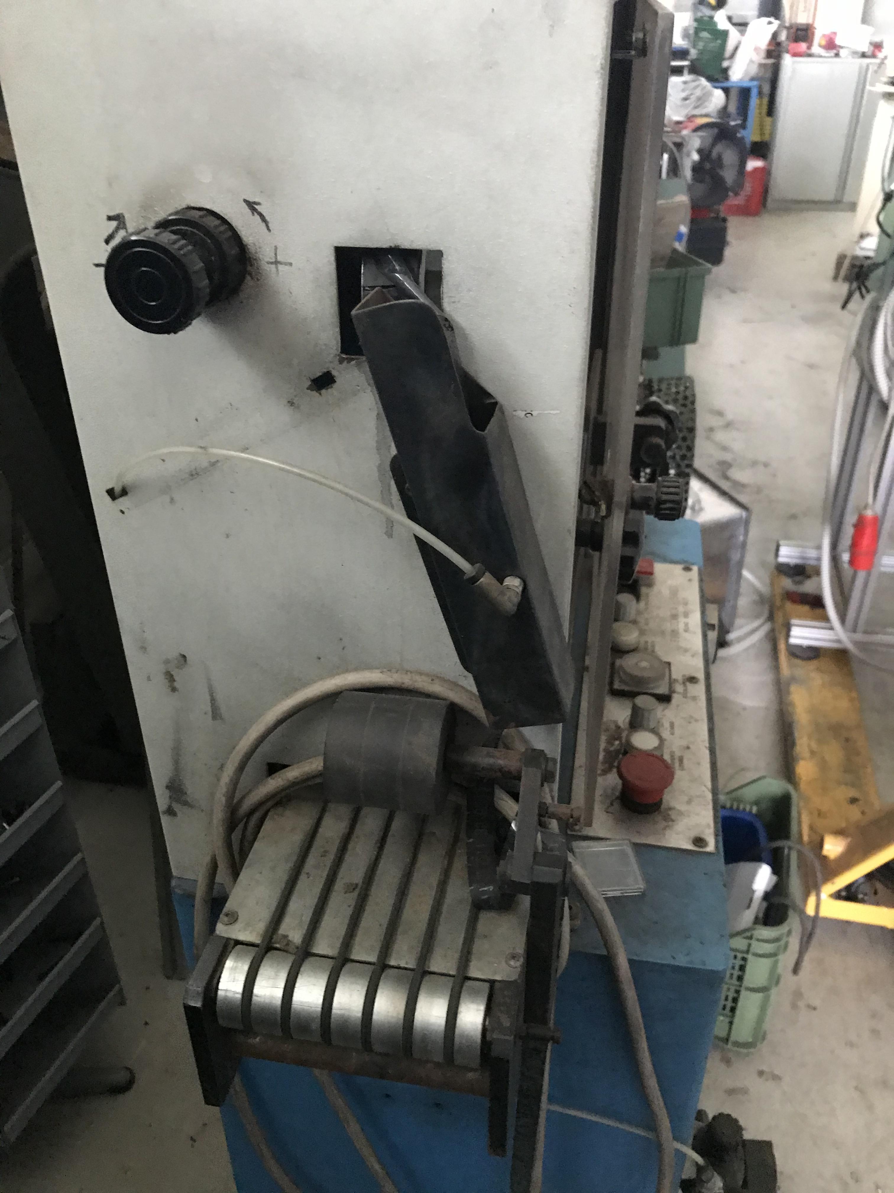 Marcatrice automatica per suola in vendita - foto 6