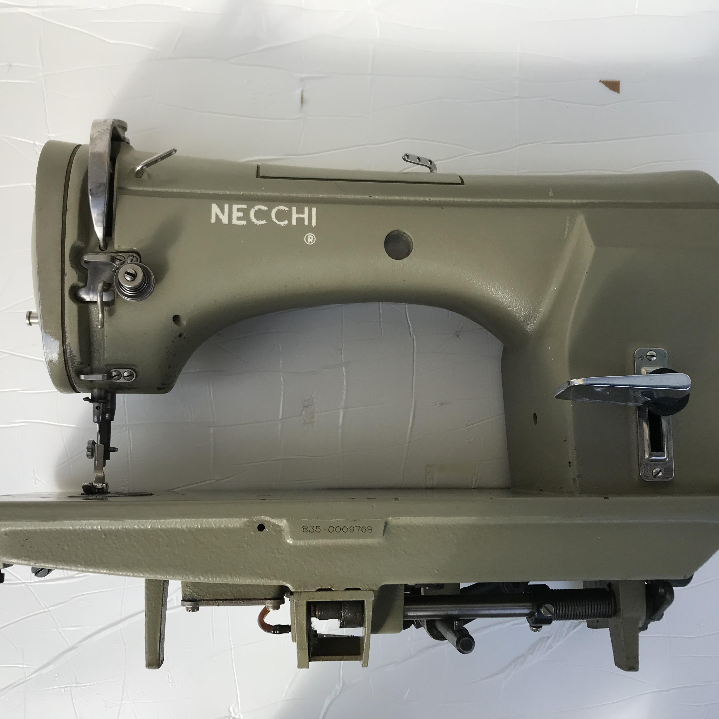 NECCHI 835-100 Macchina da cucire sartoria in vendita - foto 5