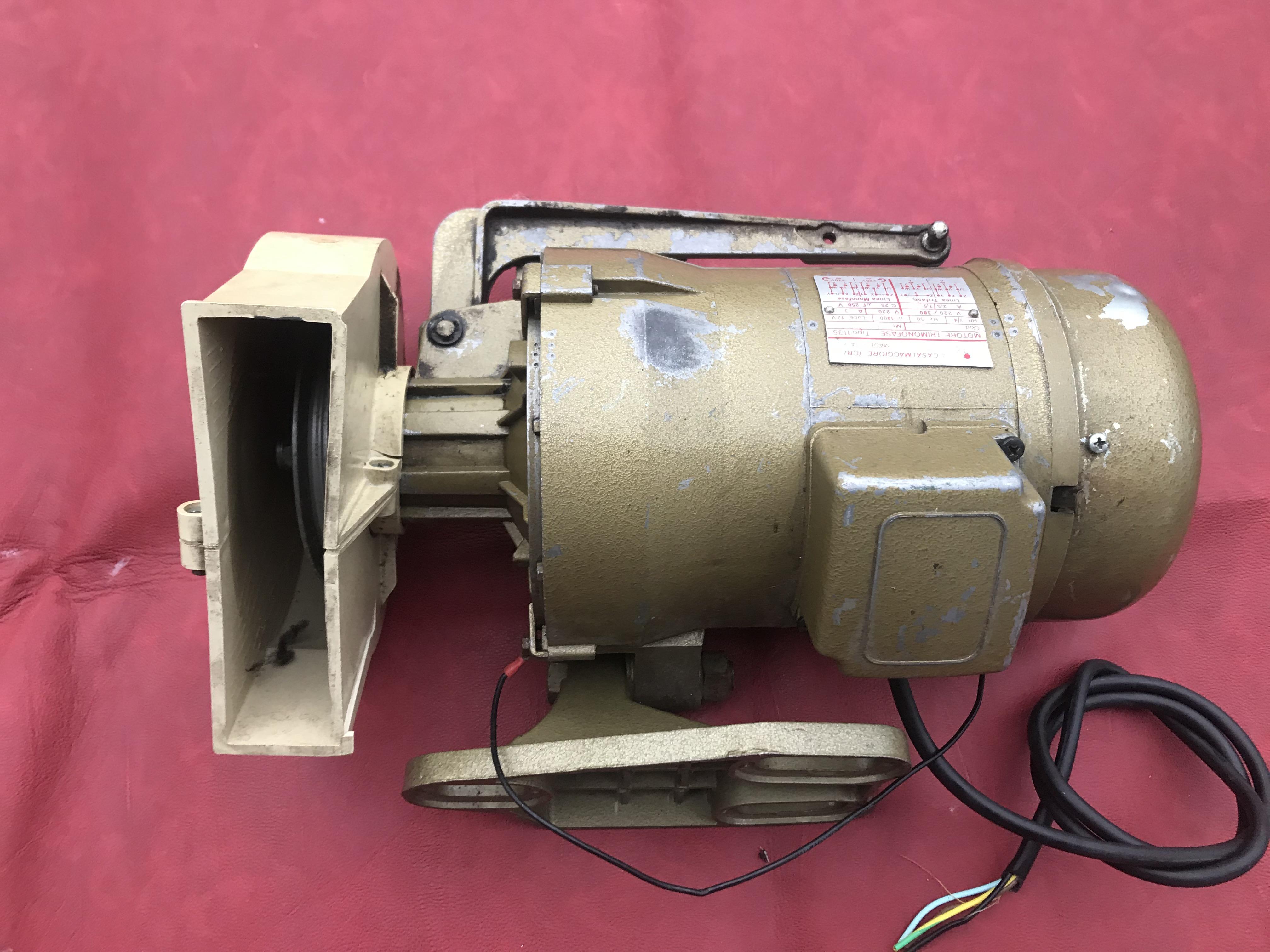FIR Motore trimonofase macchina da cucire in vendita - foto 1