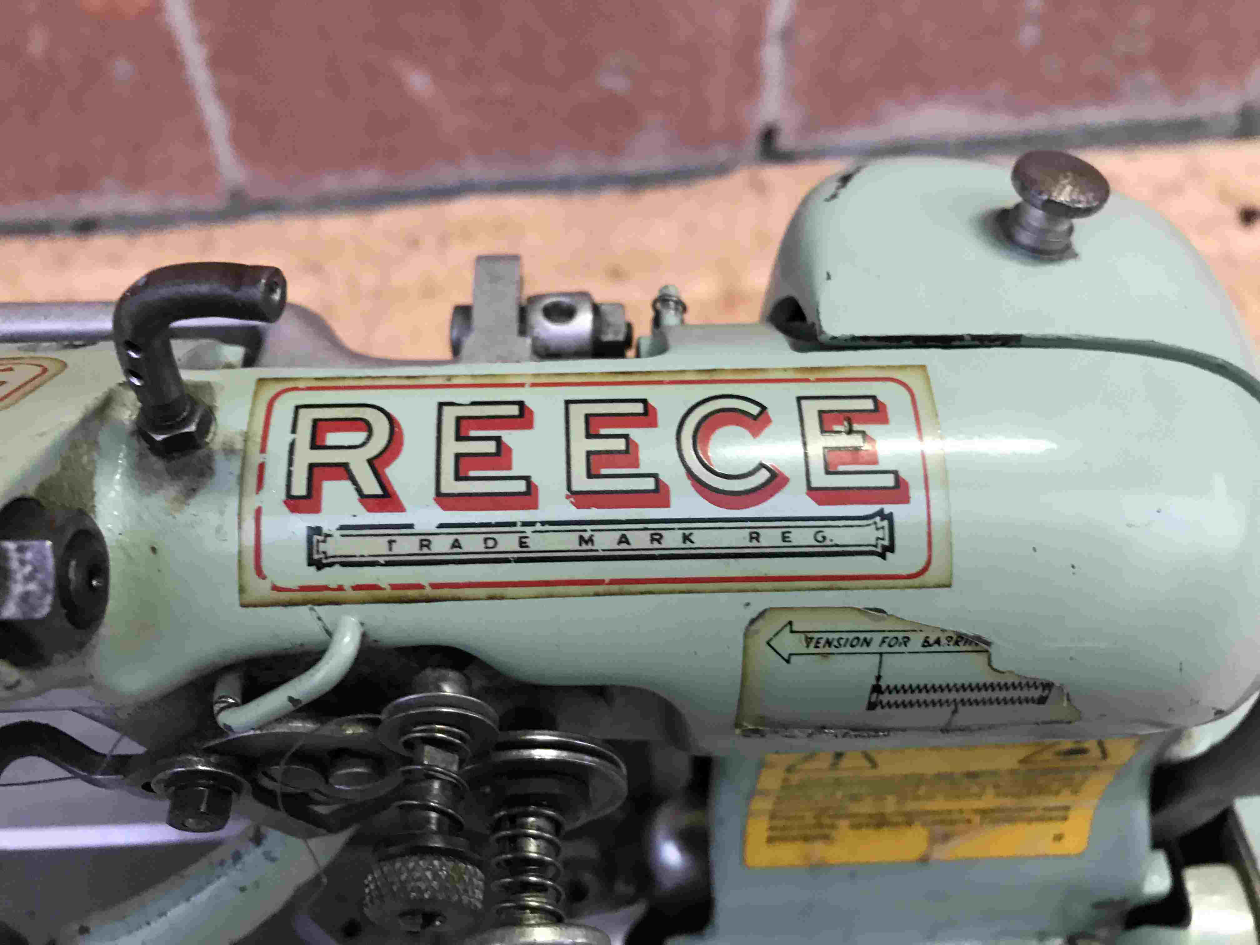 Reece S2 Asolatrice in vendita - foto 1
