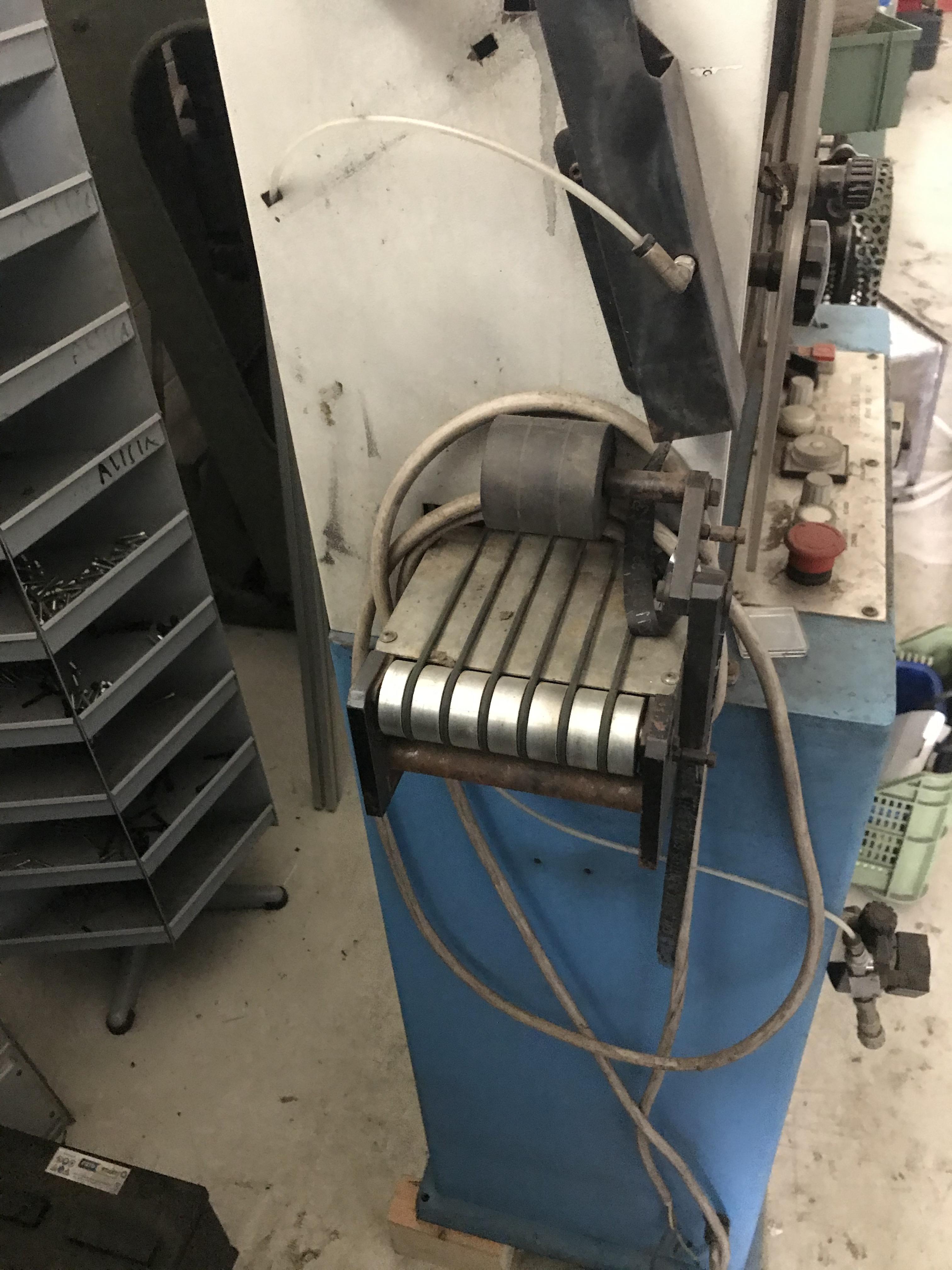Marcatrice automatica per suola in vendita - foto 5