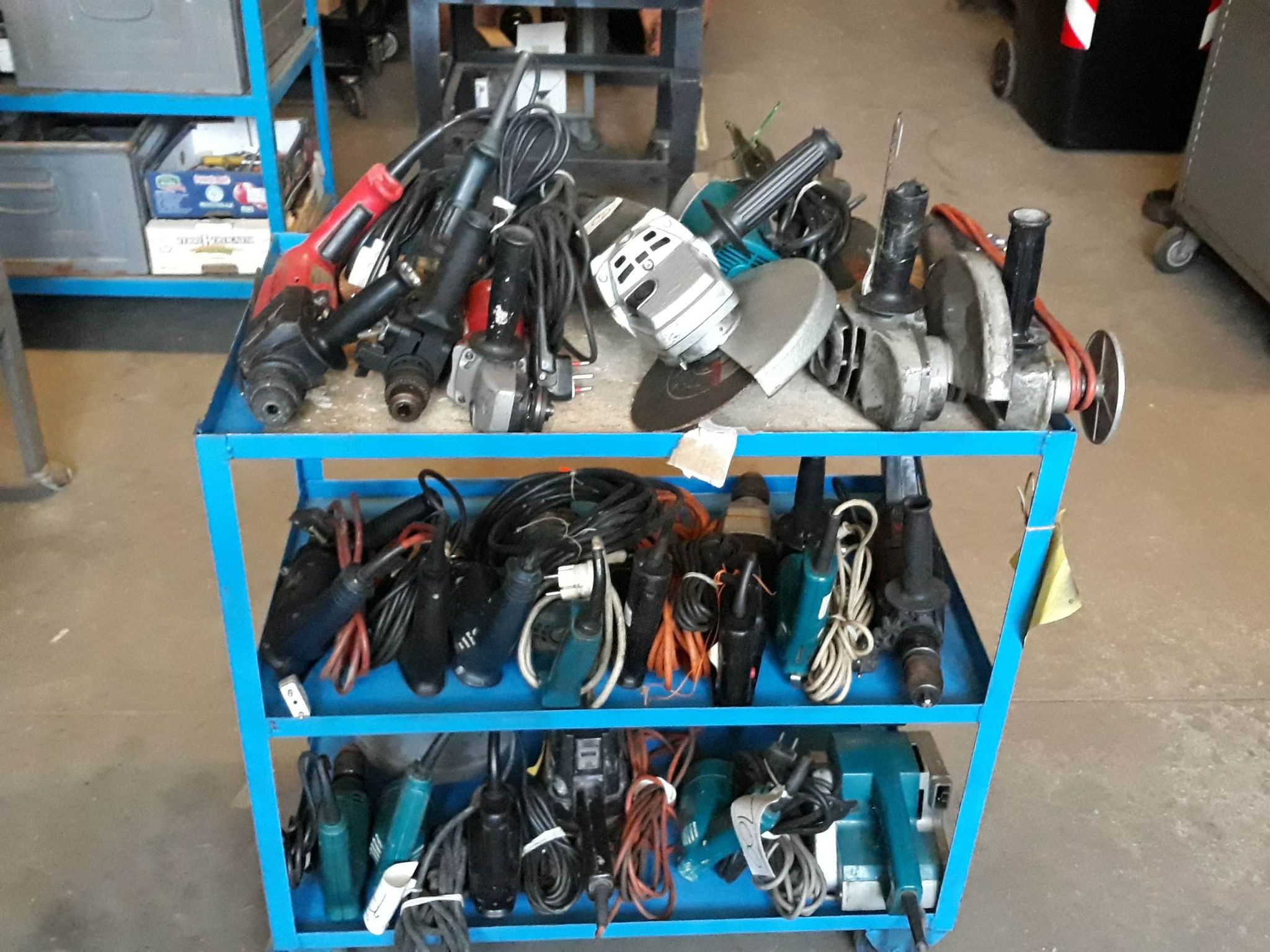 VENDO : UTENSILI ELETTRICI USATI in vendita - foto 3