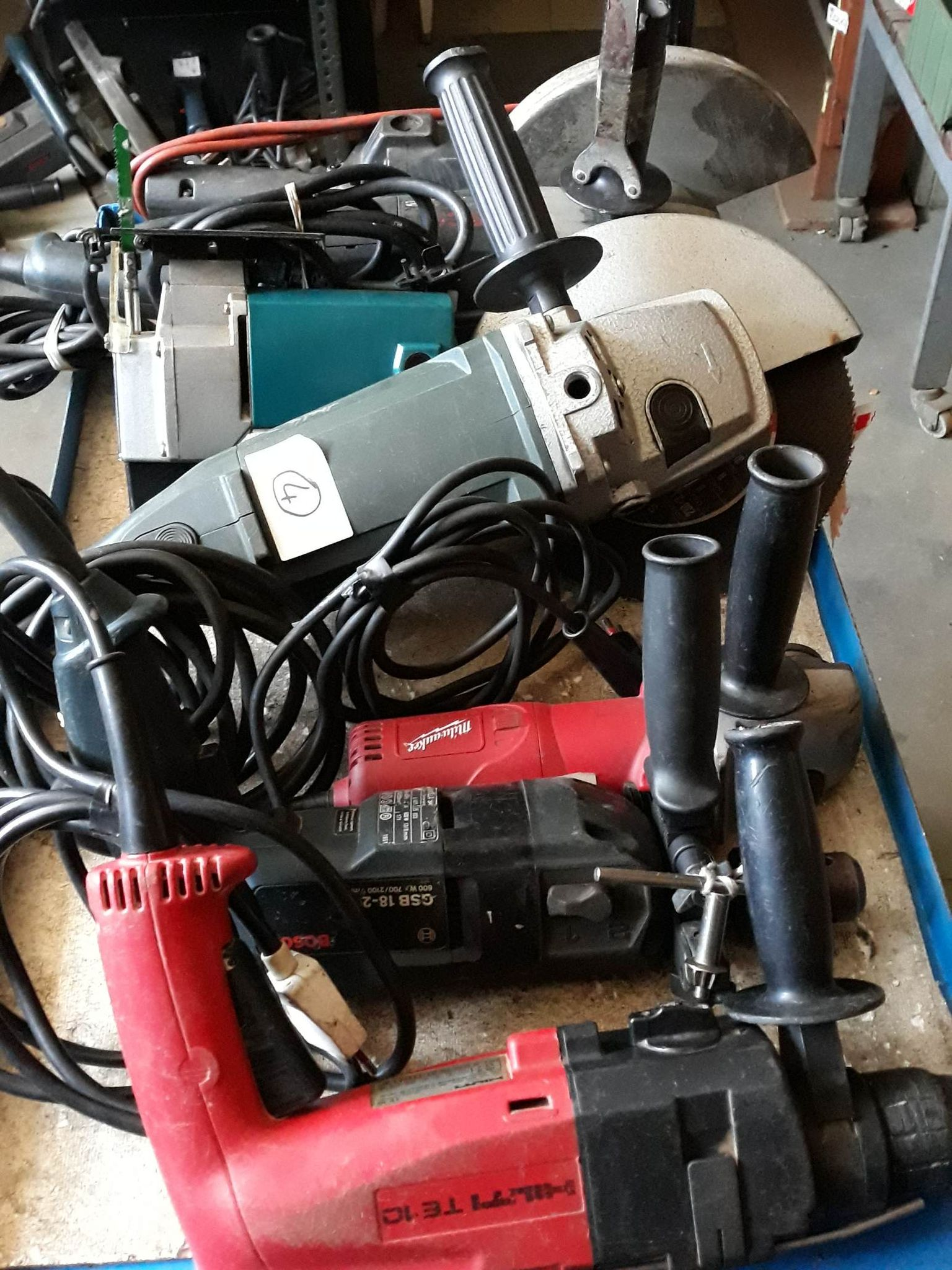 VENDO : UTENSILI ELETTRICI USATI in vendita - foto 2