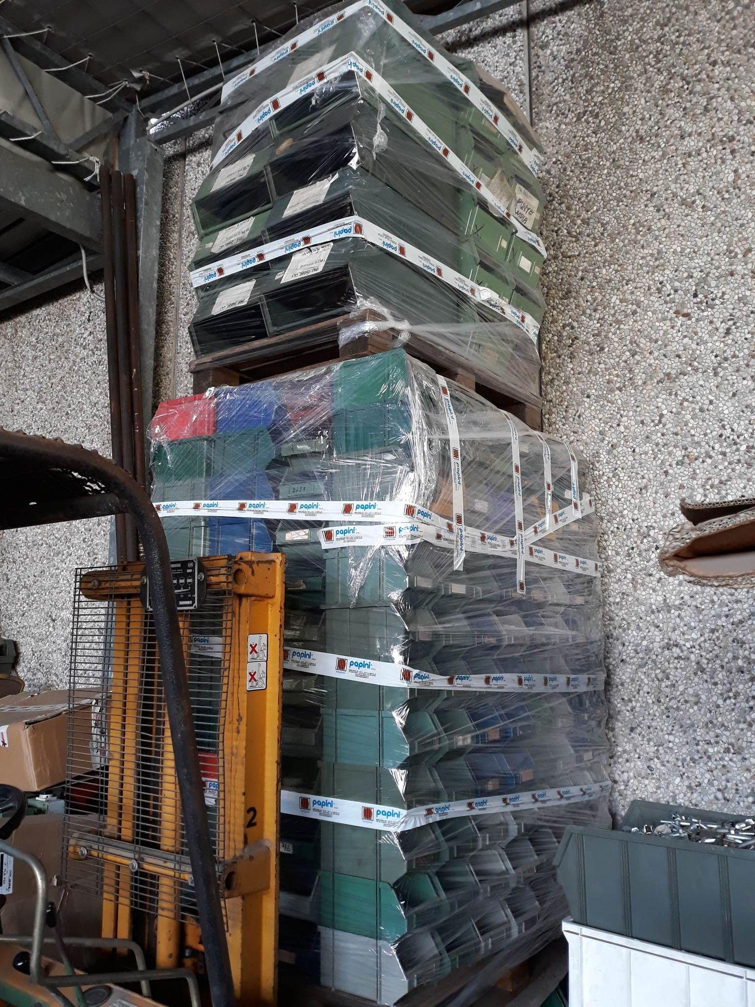 VENDO: CONTENITORI BOCCA DI LUPO MISURE VARIE in vendita - foto 1