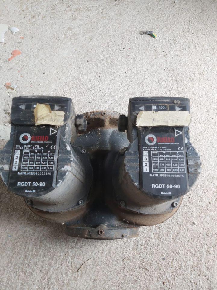 Pompe Serie RGDT 50 - 90 GEMELLARE in vendita - foto 2