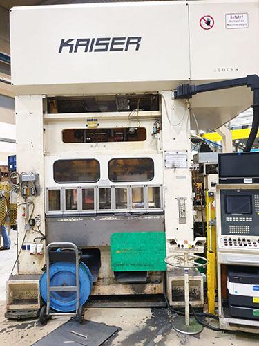 Kaiser 250 Ton in vendita - foto 1