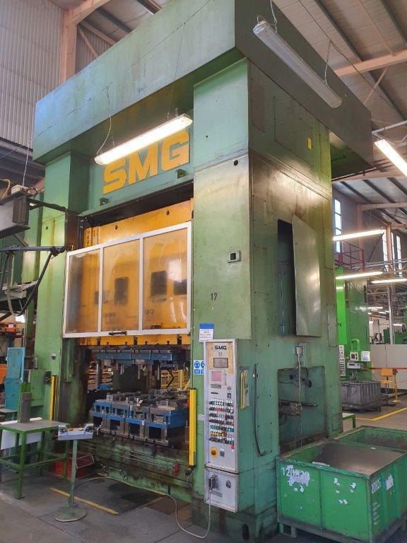 Pressa Idraulica SMG 630 Ton in vendita - foto 1