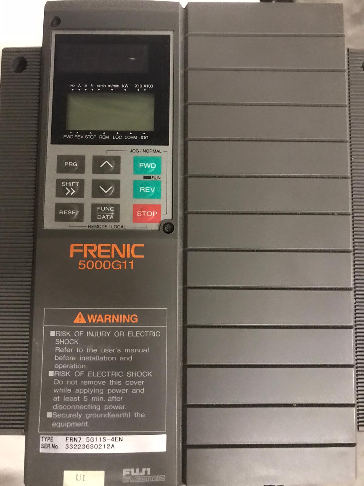 Inverter Frenic 11 kw FVR E11 VENDO in vendita - foto 2