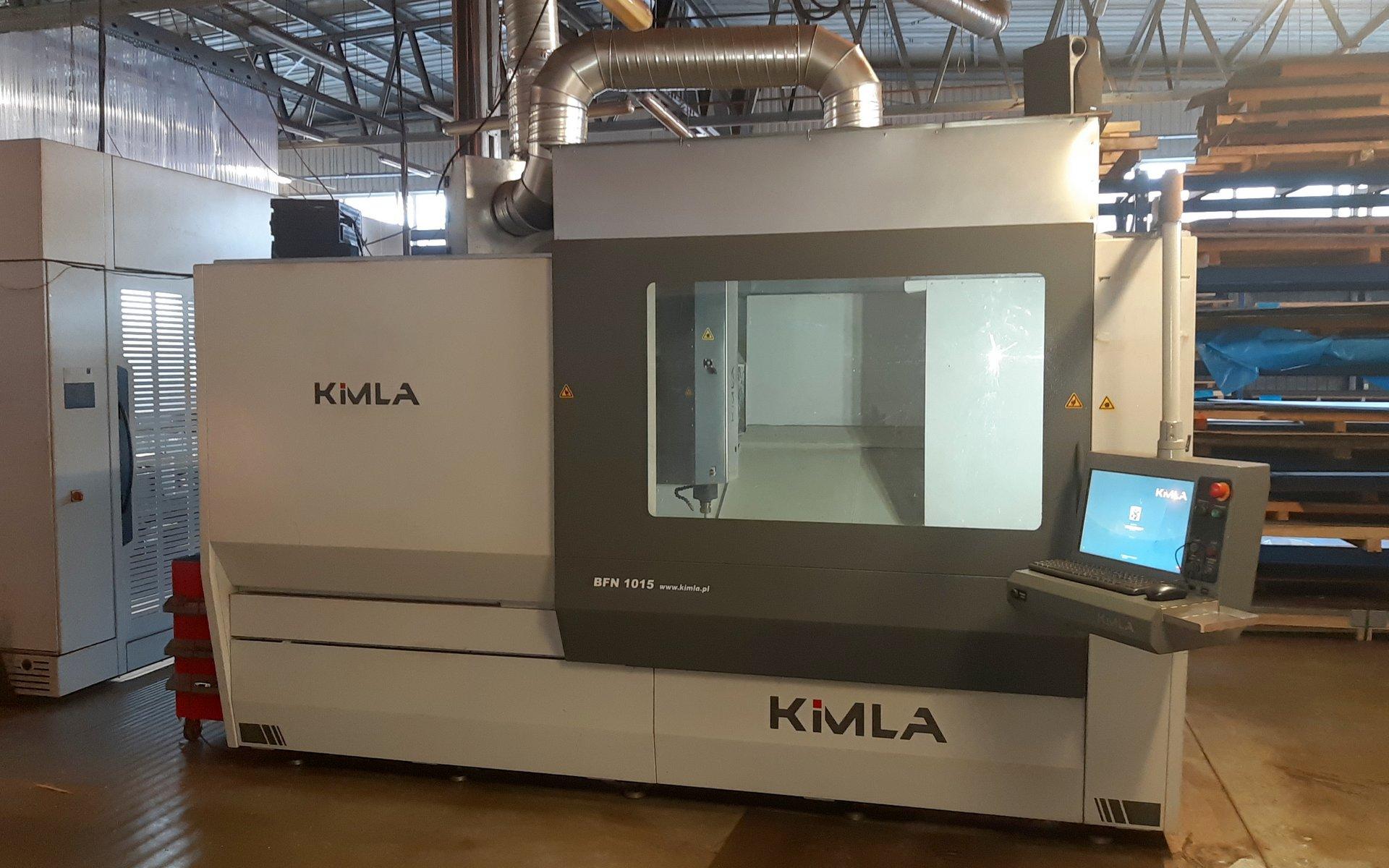Centro di lavoro CNC KIMLA HSM BFN 1015 Linear in vendita - foto 1