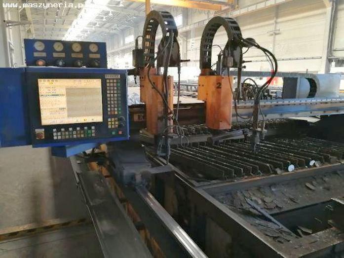 Impianto taglio plasma ECKERT JANTAR 2 in vendita - foto 3